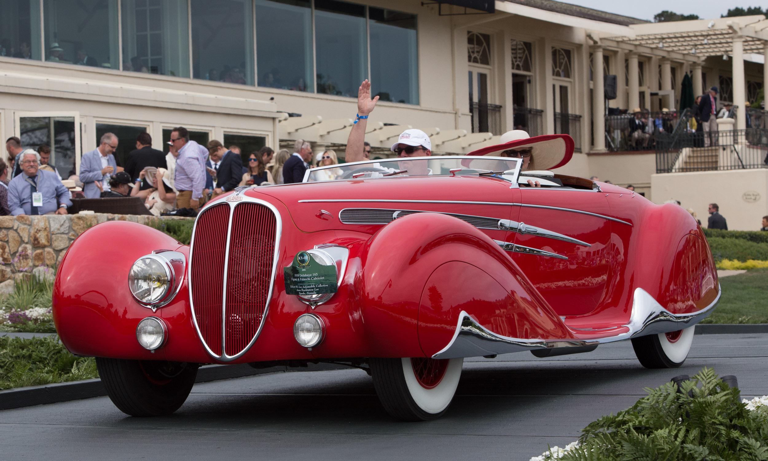Pebble Beach Car Show >> 2016 Pebble Beach Concours Class Winners Autonxt