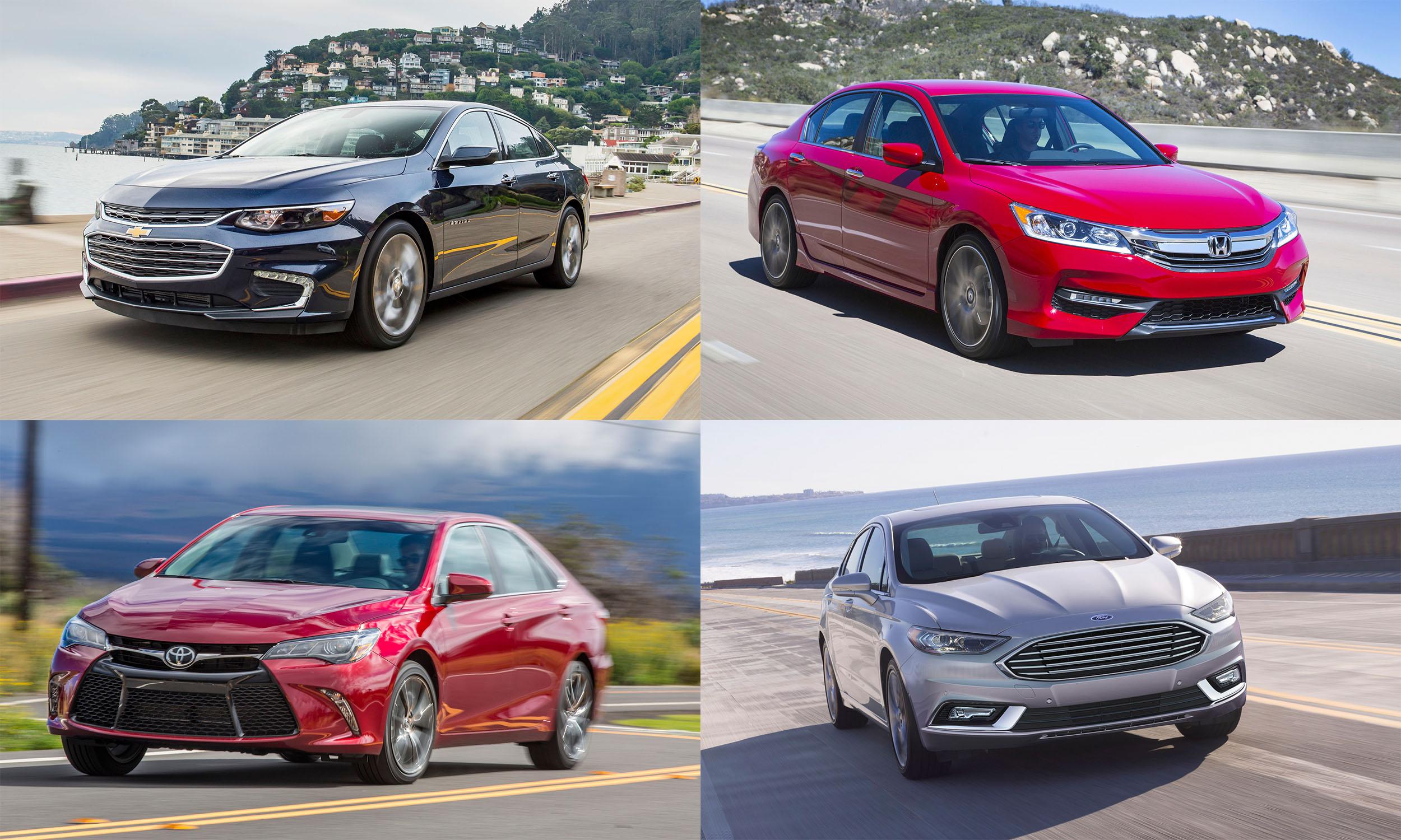 © General Motors, American Honda Motor Company, Ford Motor Company, Toyota Motor Sales, U.S.A.