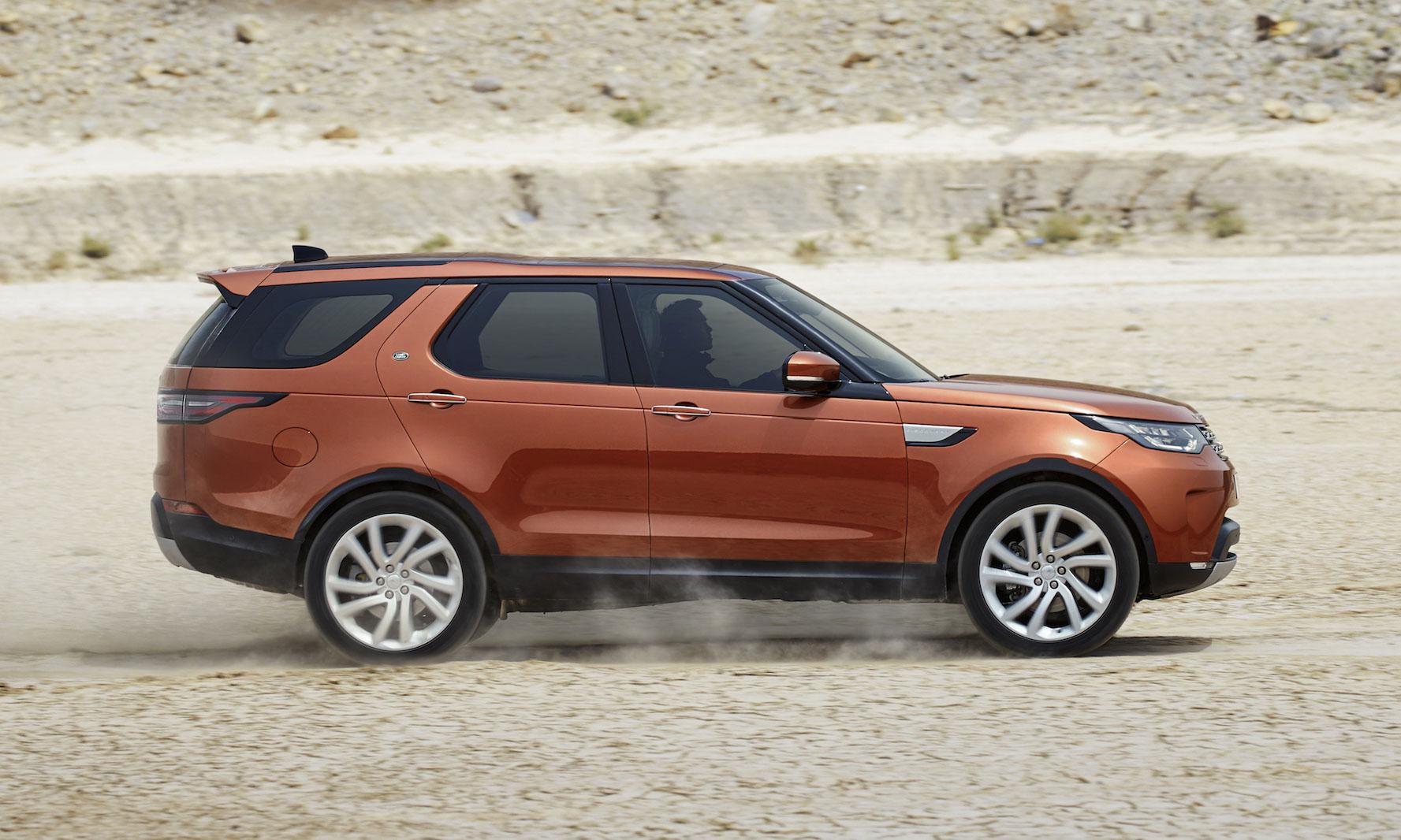 © Jaguar Land Rover North America
