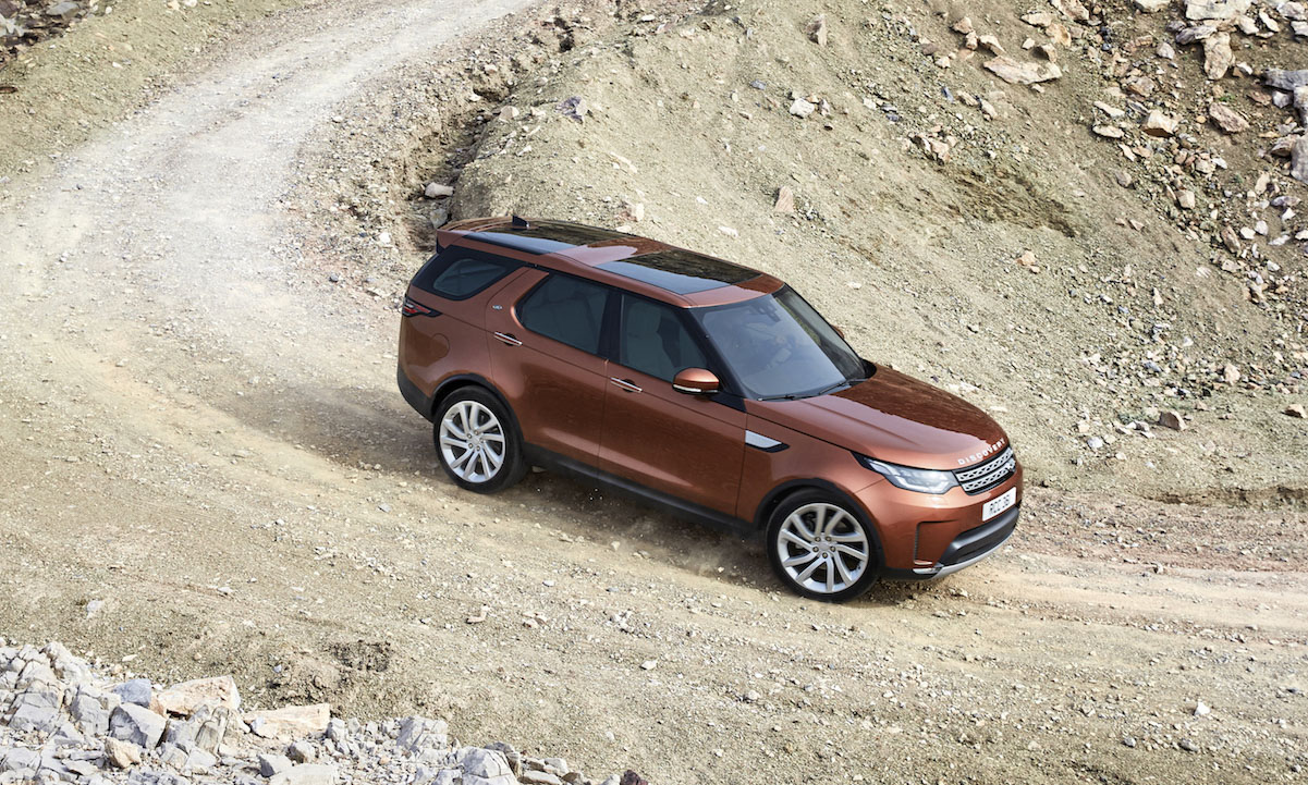 2018 Land Rover Discovery3