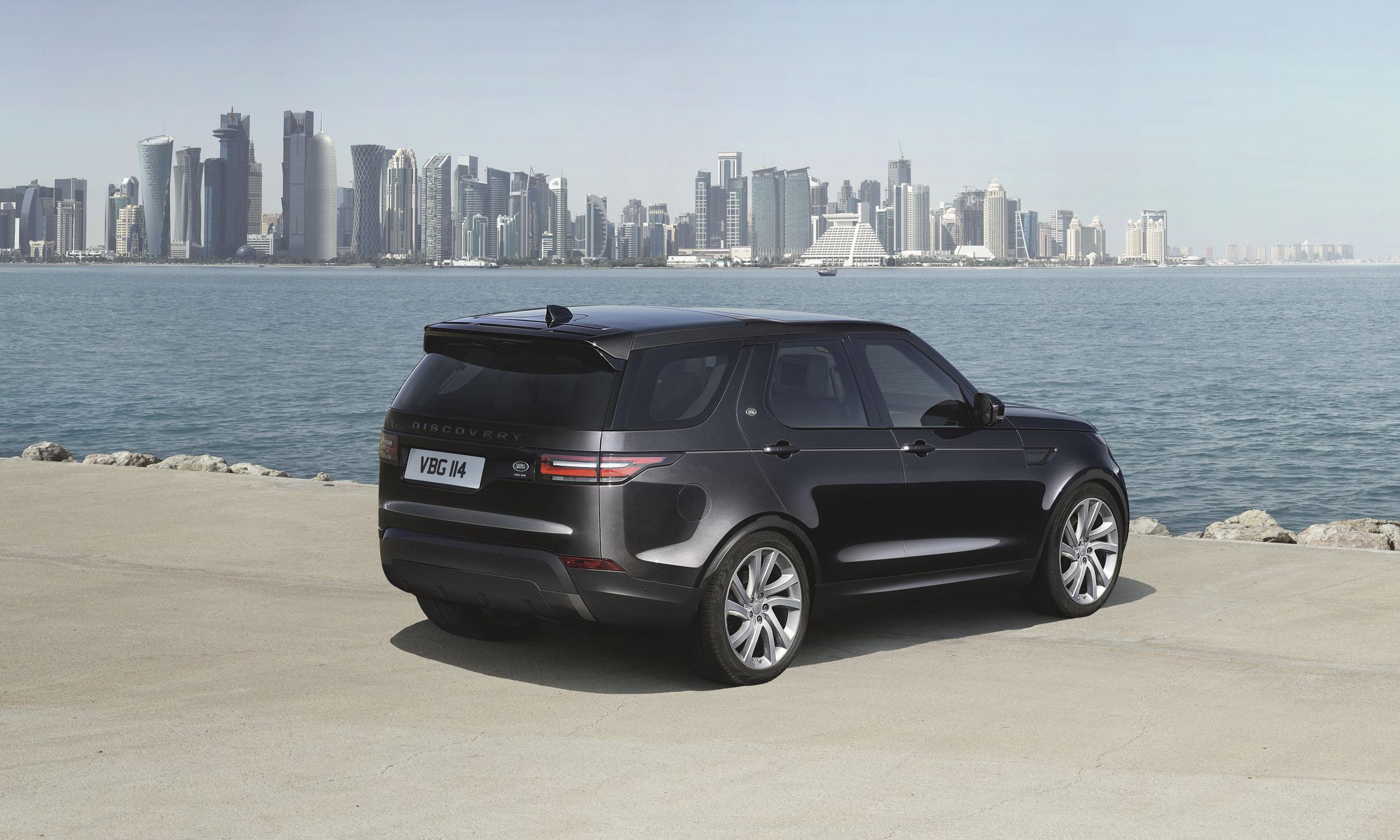 2016 Paris Motor Show 2018 Land Rover Discovery 187 Autonxt