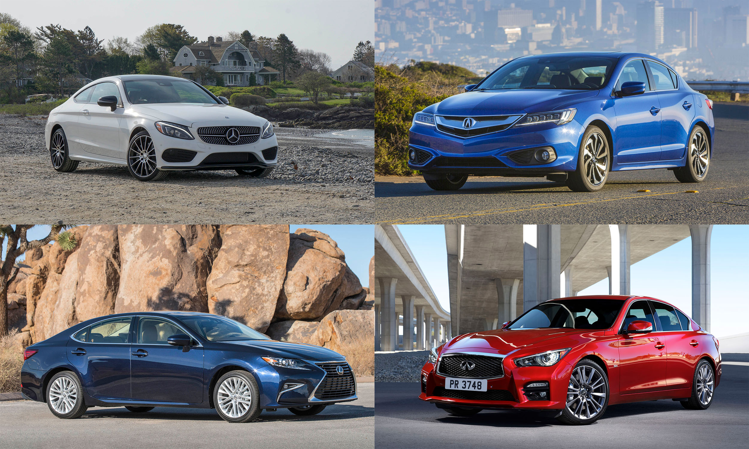 Best-Selling Luxury Cars in America - » AutoNXT