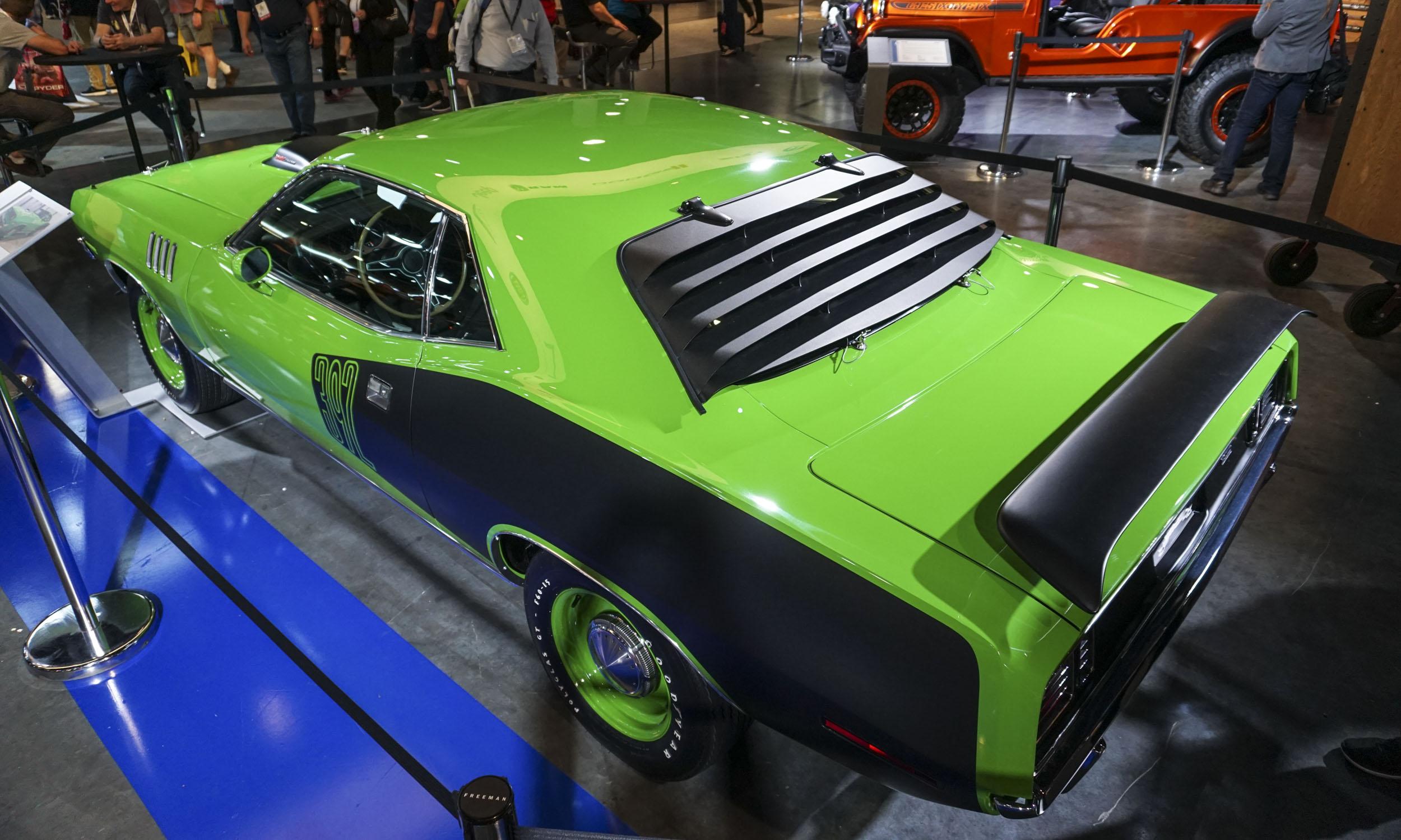 Sema 2016 High Performance Rides 187 Autonxt