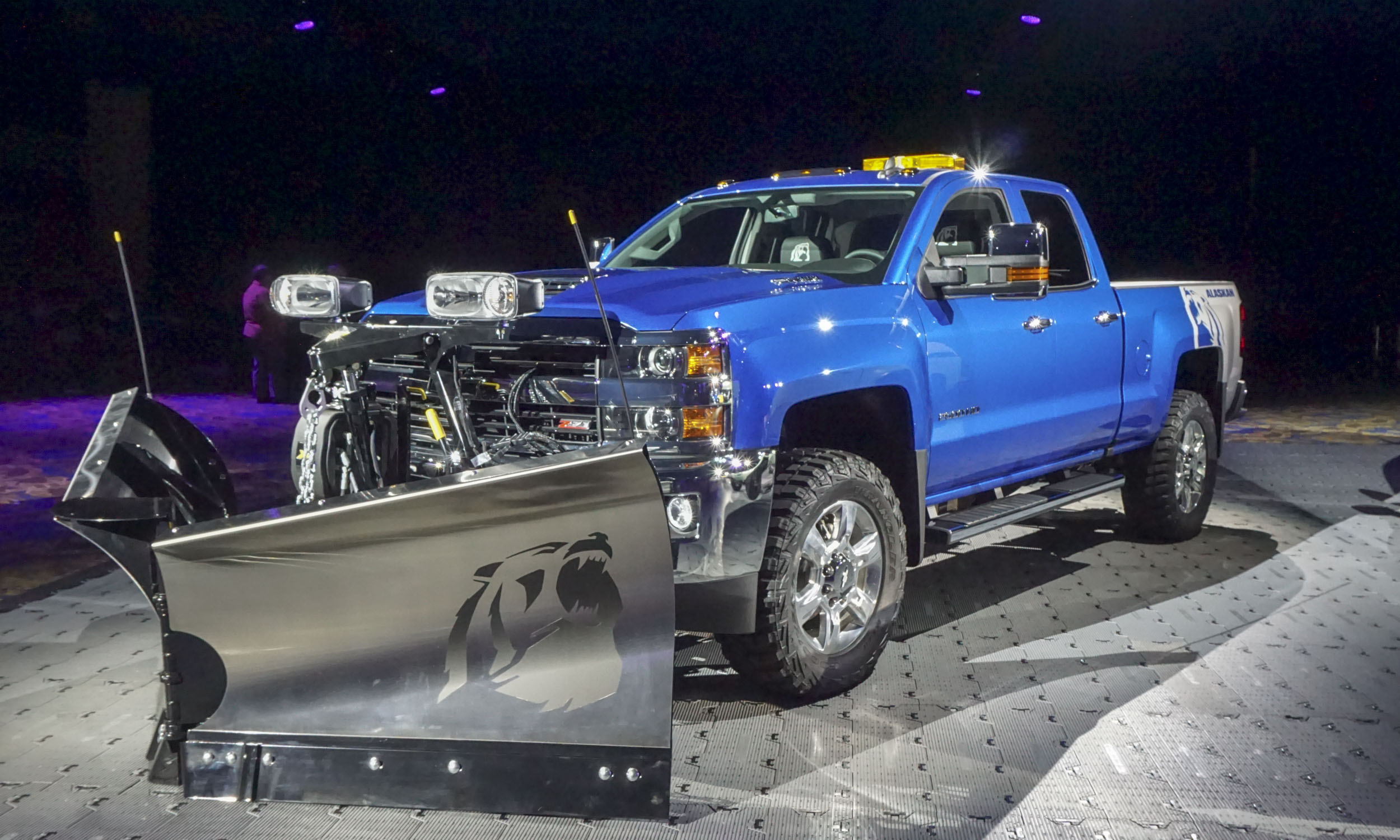 Chevy Alaskan Edition >> SEMA 2016: Extreme Trucks & SUVs - » AutoNXT