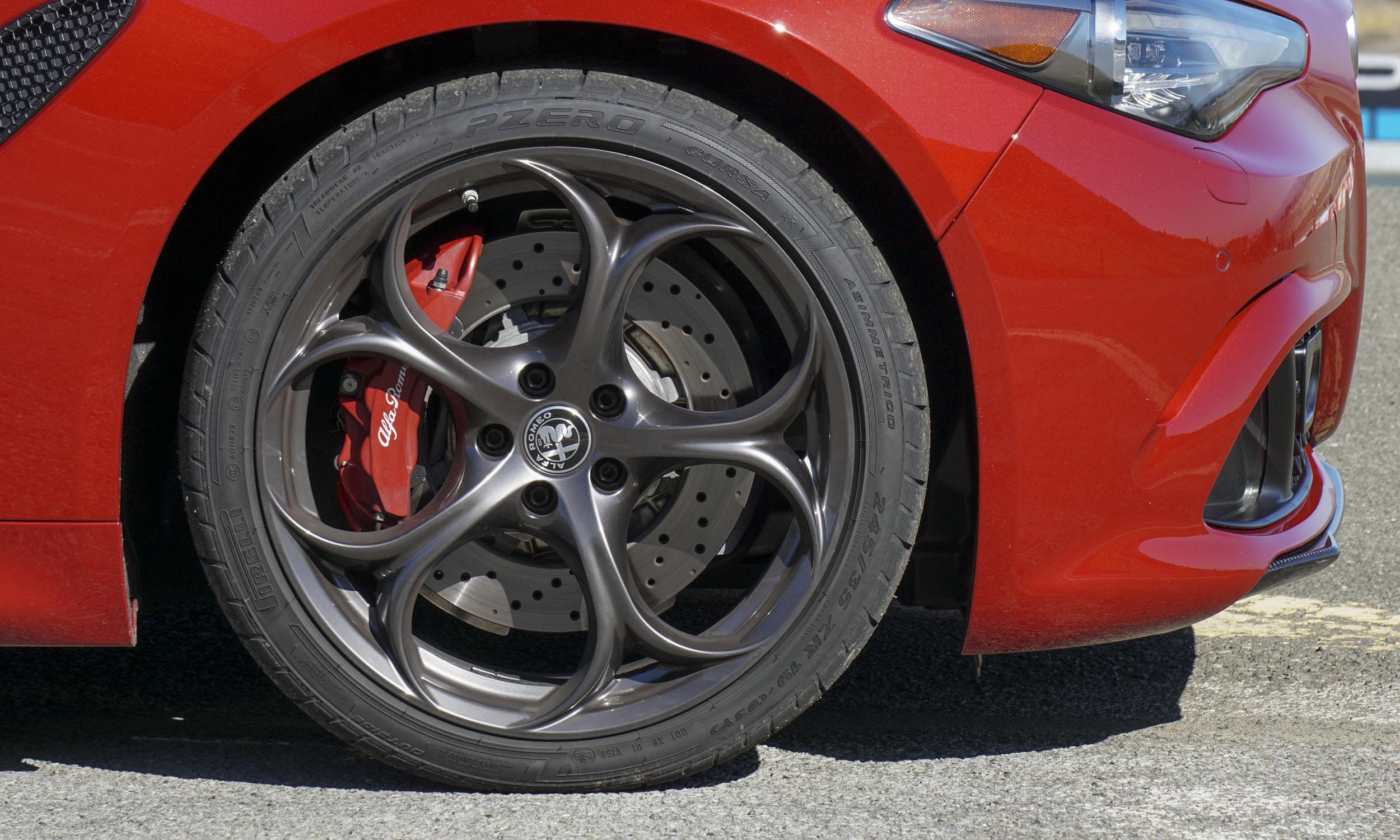 2017 Alfa Romeo Giulia First Drive Review Autonxt Rims