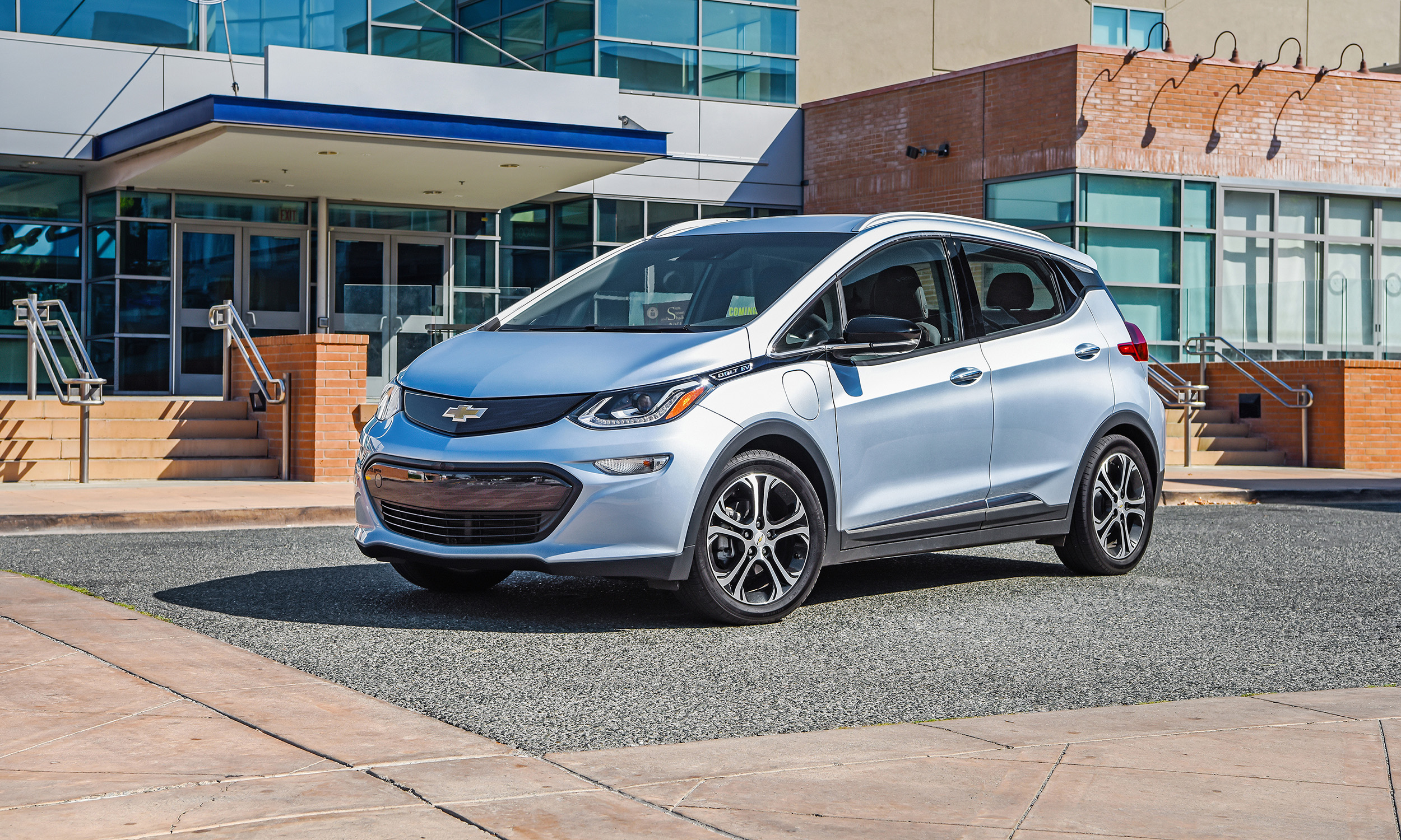 General Motors 2017 Chevrolet Bolt Ev