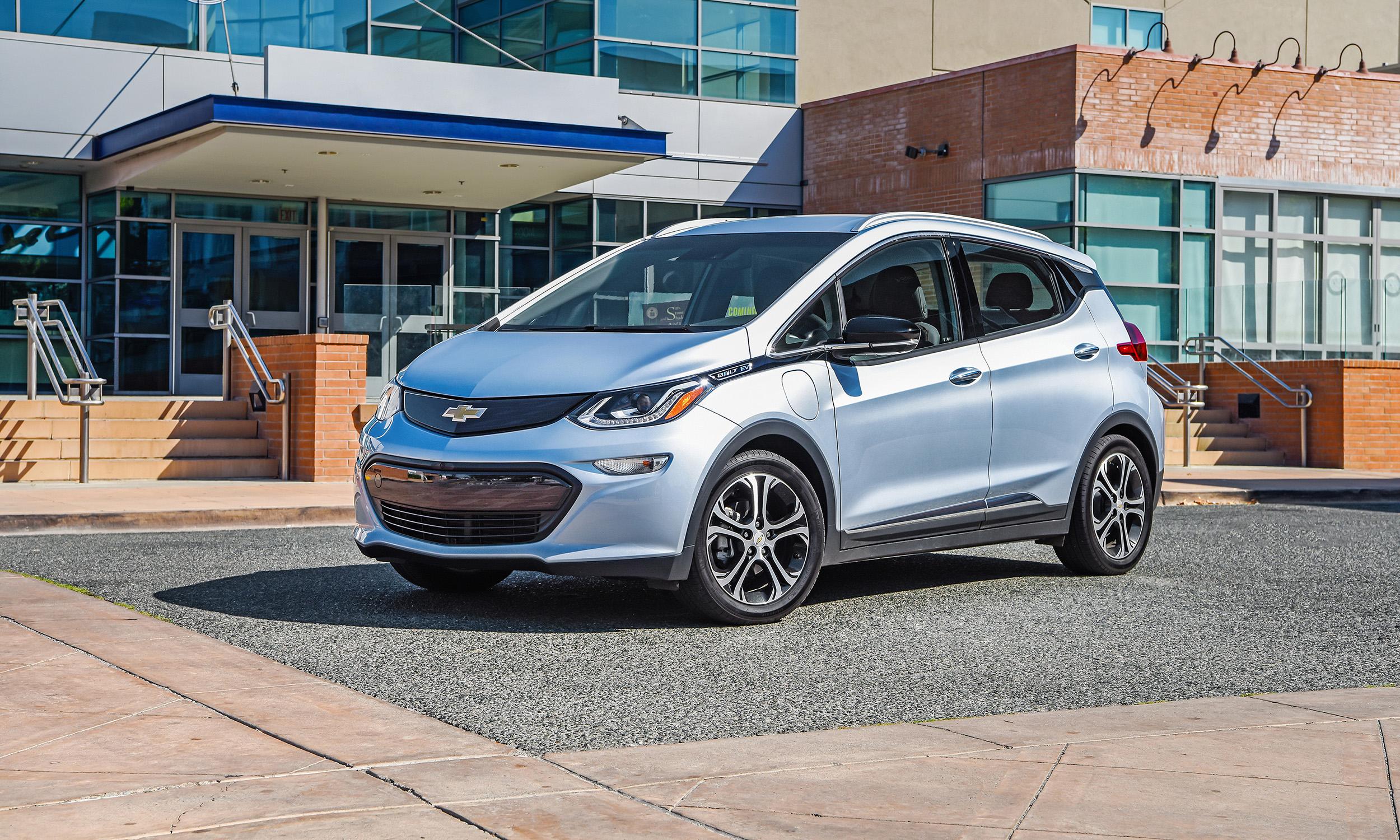 2017 chevrolet bolt ev most fuel efficient american cars