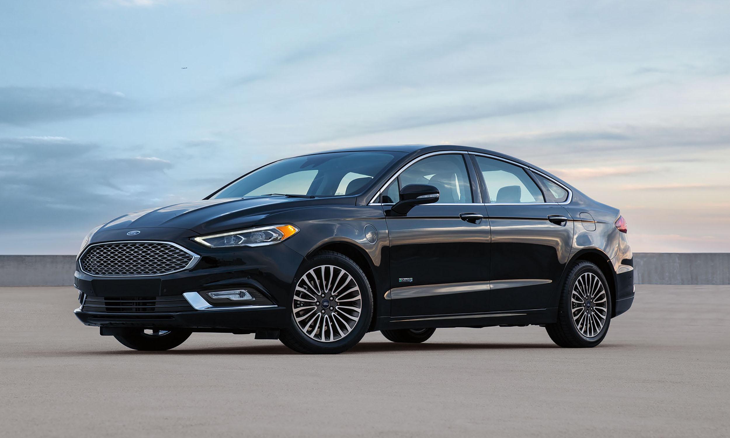 Ford Motor Company 2017