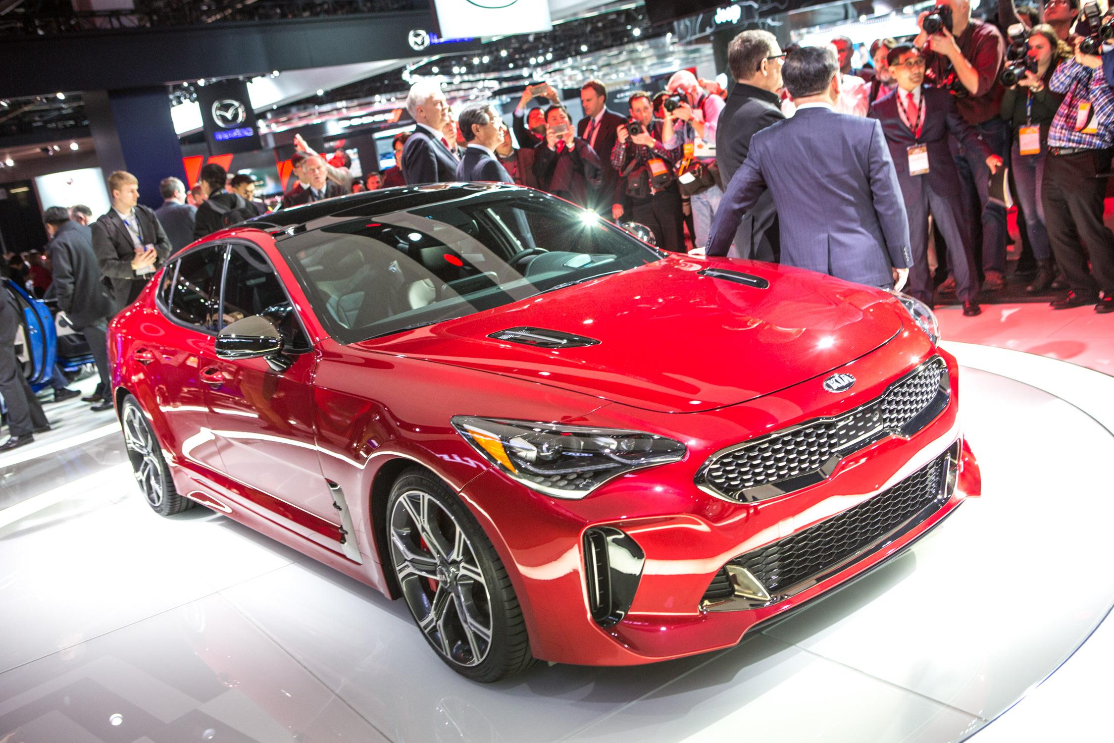 2017 Detroit Auto Show Top Cars