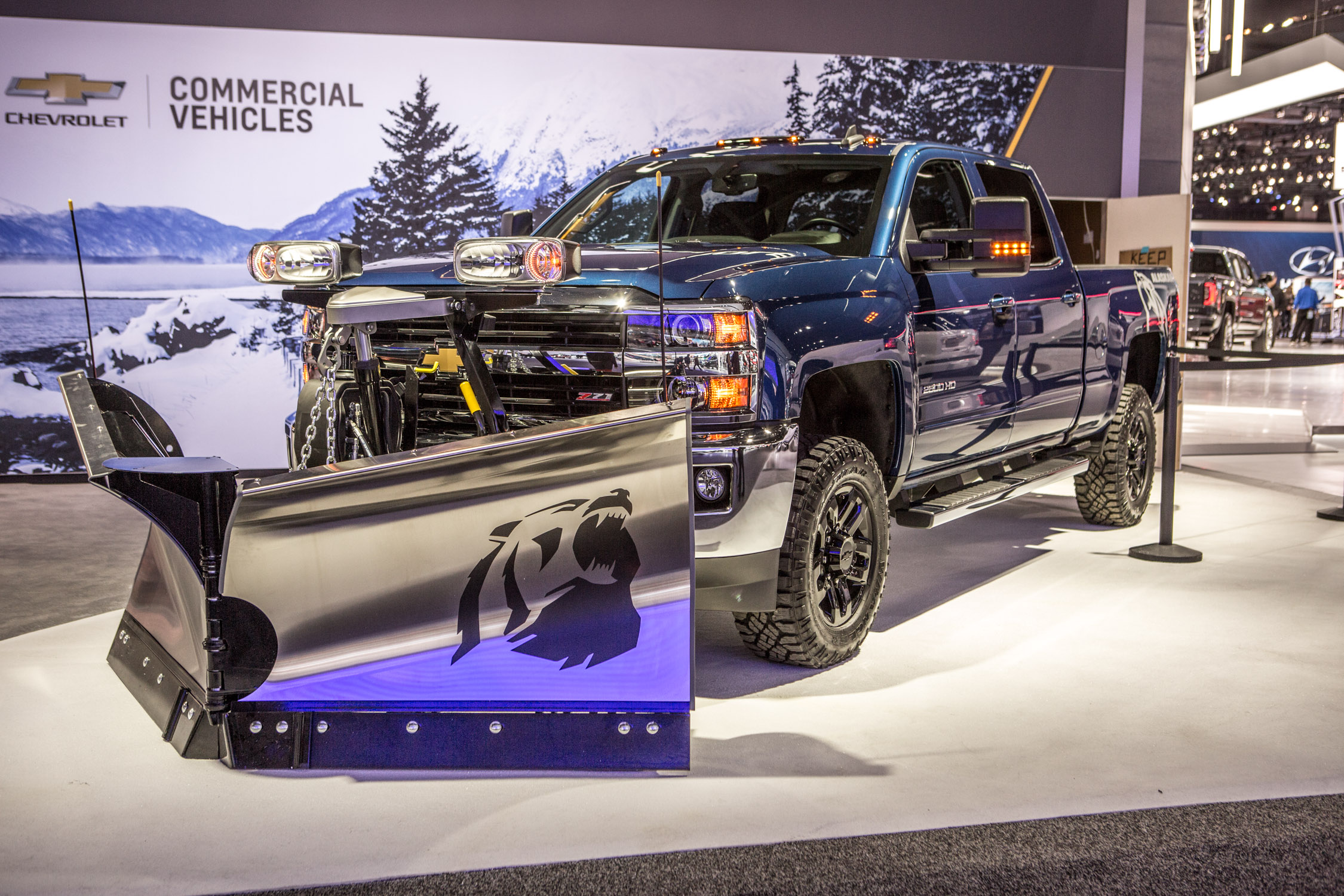 2017 Detroit Auto Show Top Trucks Autonxt