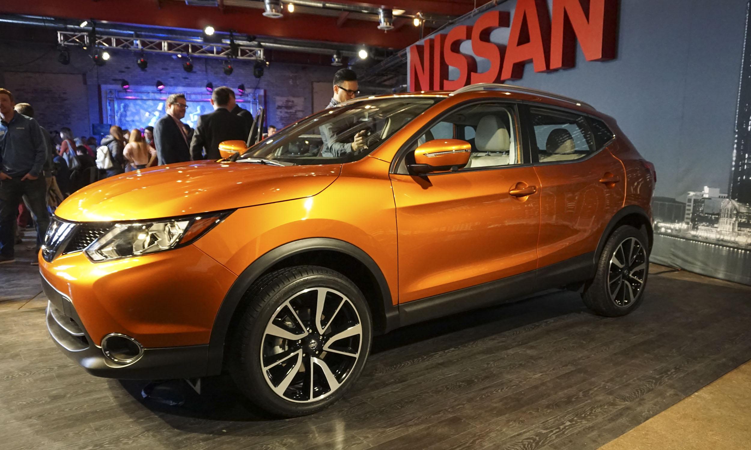 2017 Detroit Auto Show: Nissan Rogue Sport - » AutoNXT