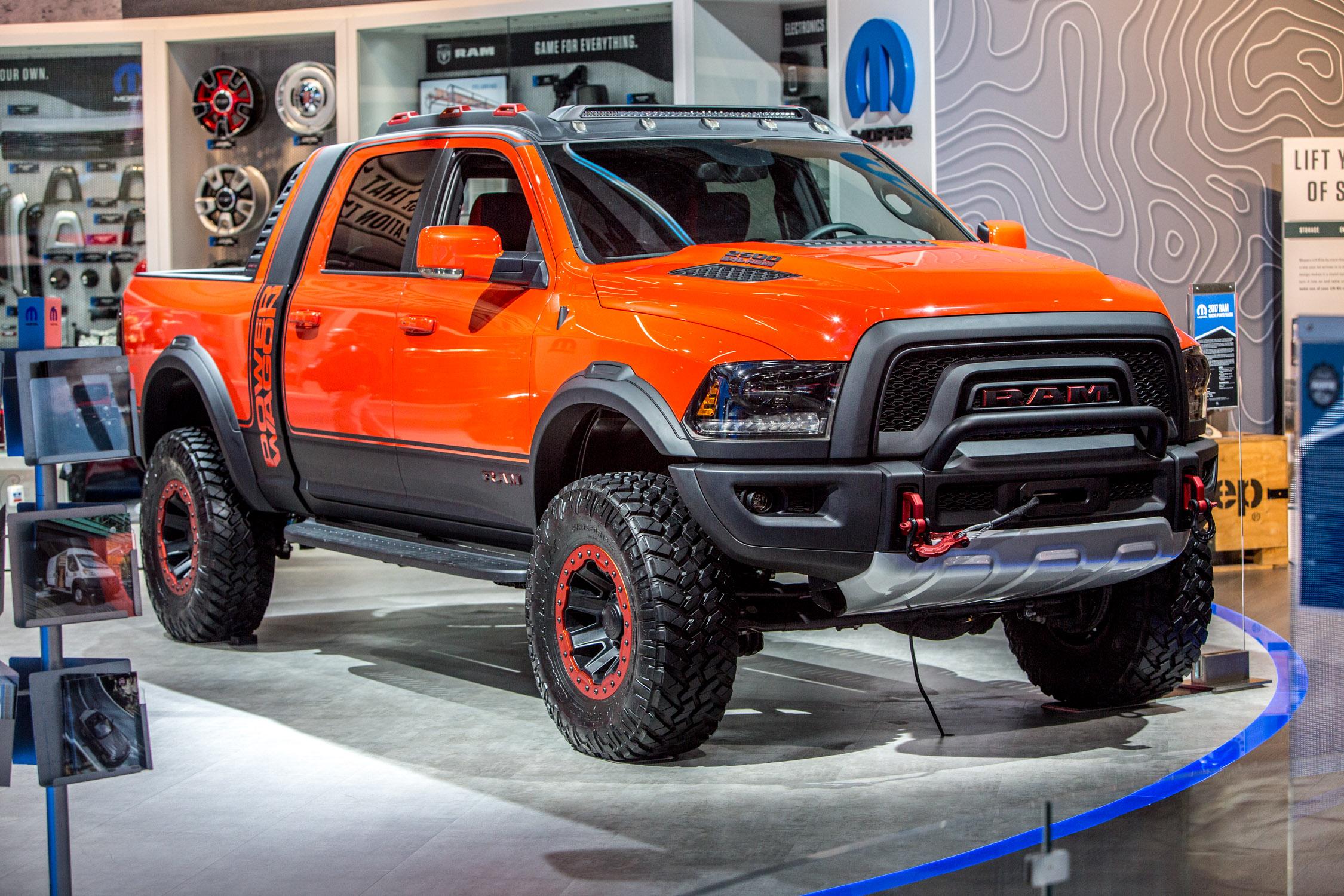 2017 Detroit Auto Show Top Trucks 187 Autonxt