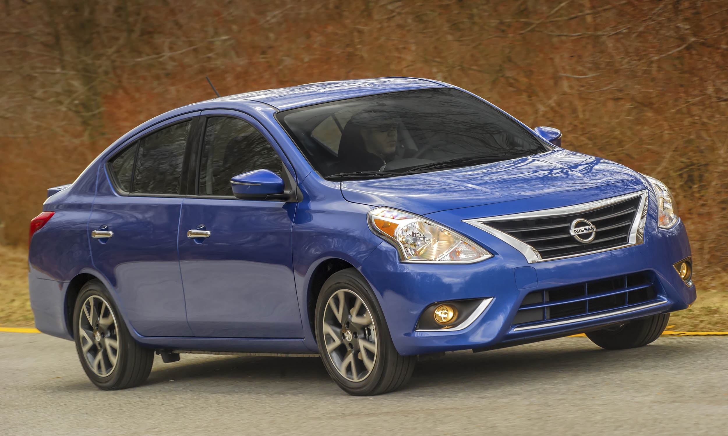 2017 Nissan Versa Least Expensive New