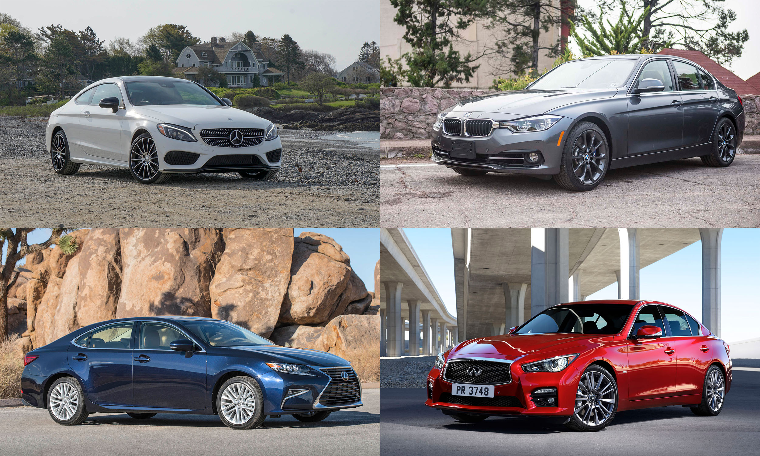 List Best Selling Luxury Cars In America: Drop-Tops For Hot Spots: Convertibles For Summer Driving