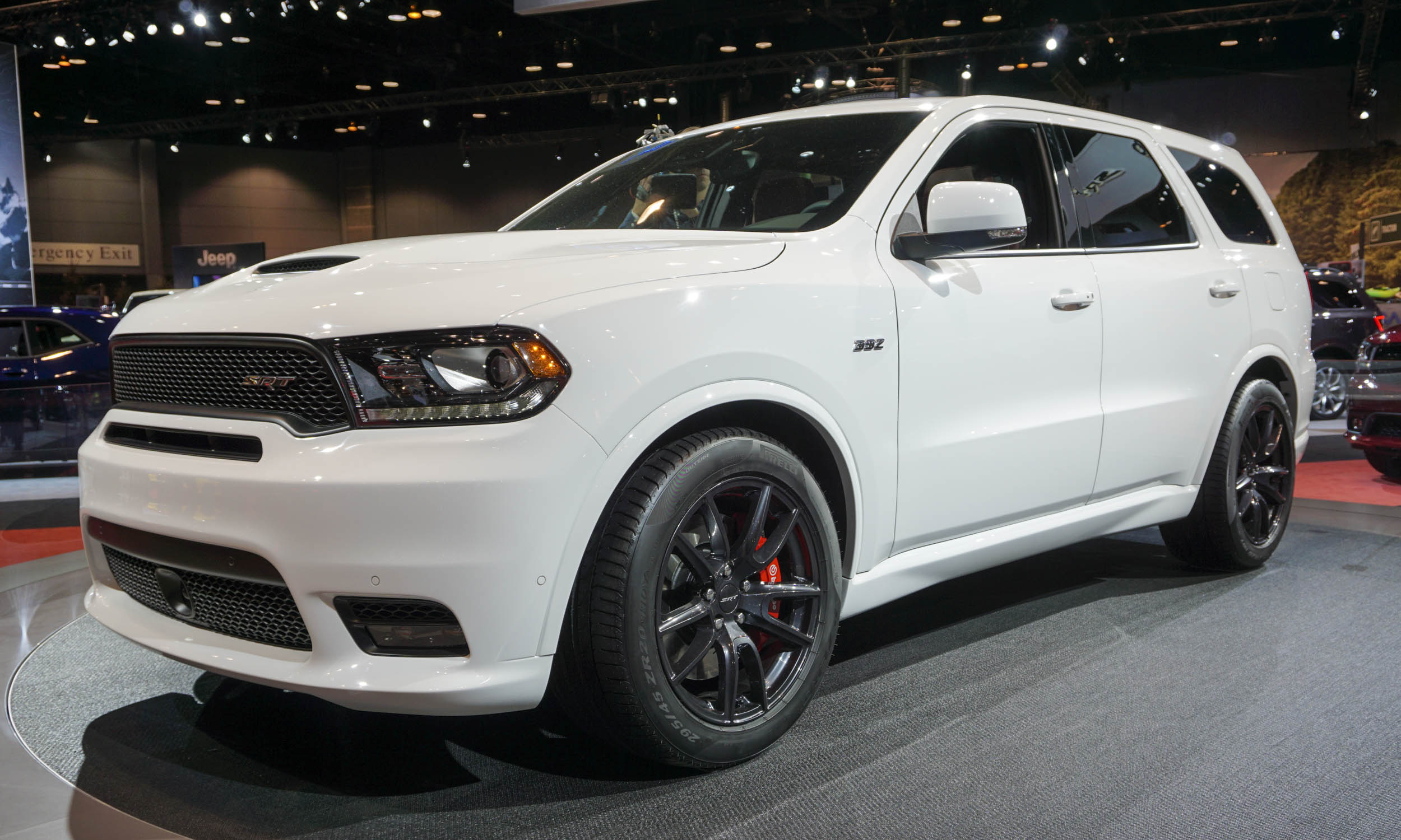 2017 Chicago Auto Show 2018 Dodge Durango Srt Autonxt