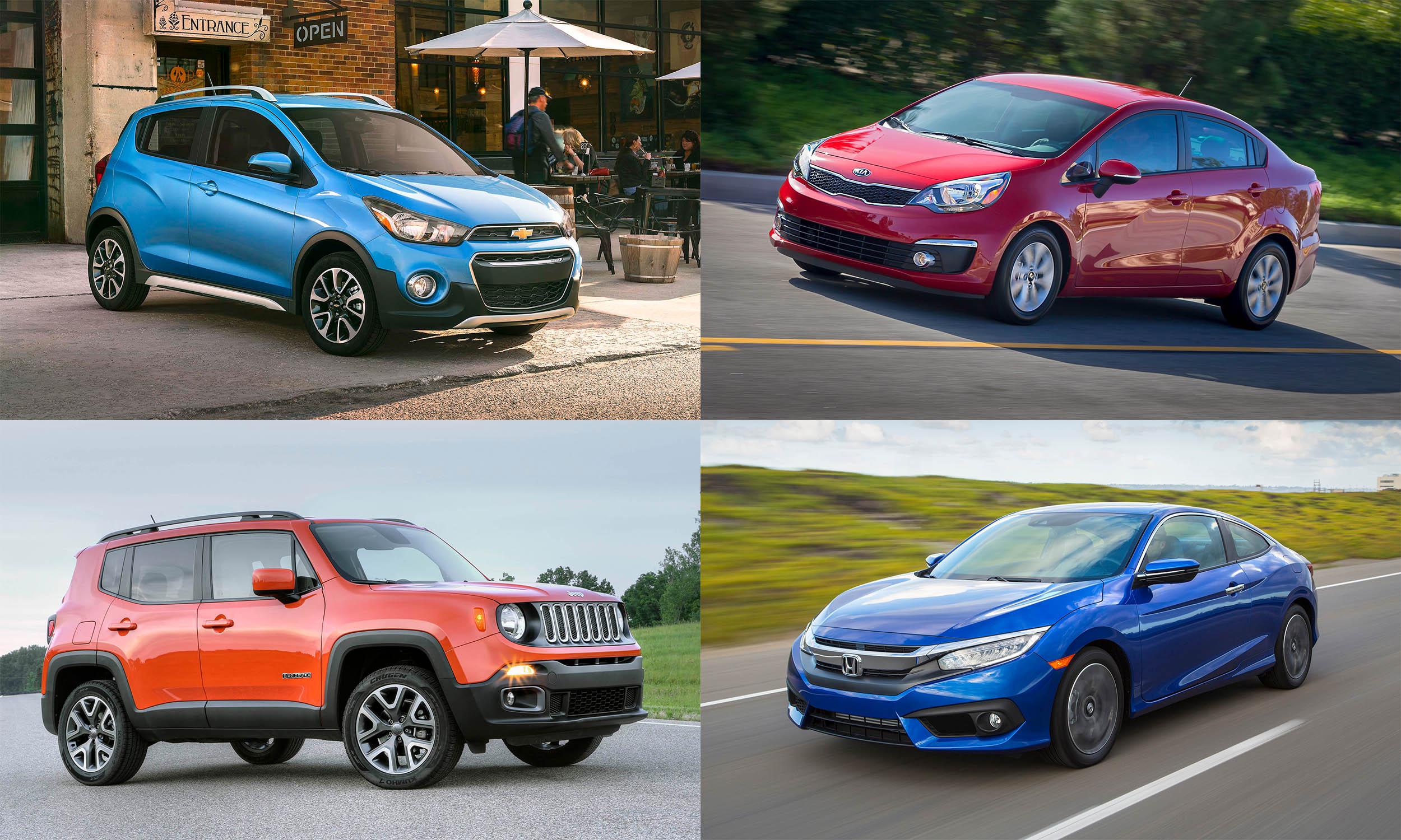 Least expensive new cars for 2017 autonxt for Honda most expensive car