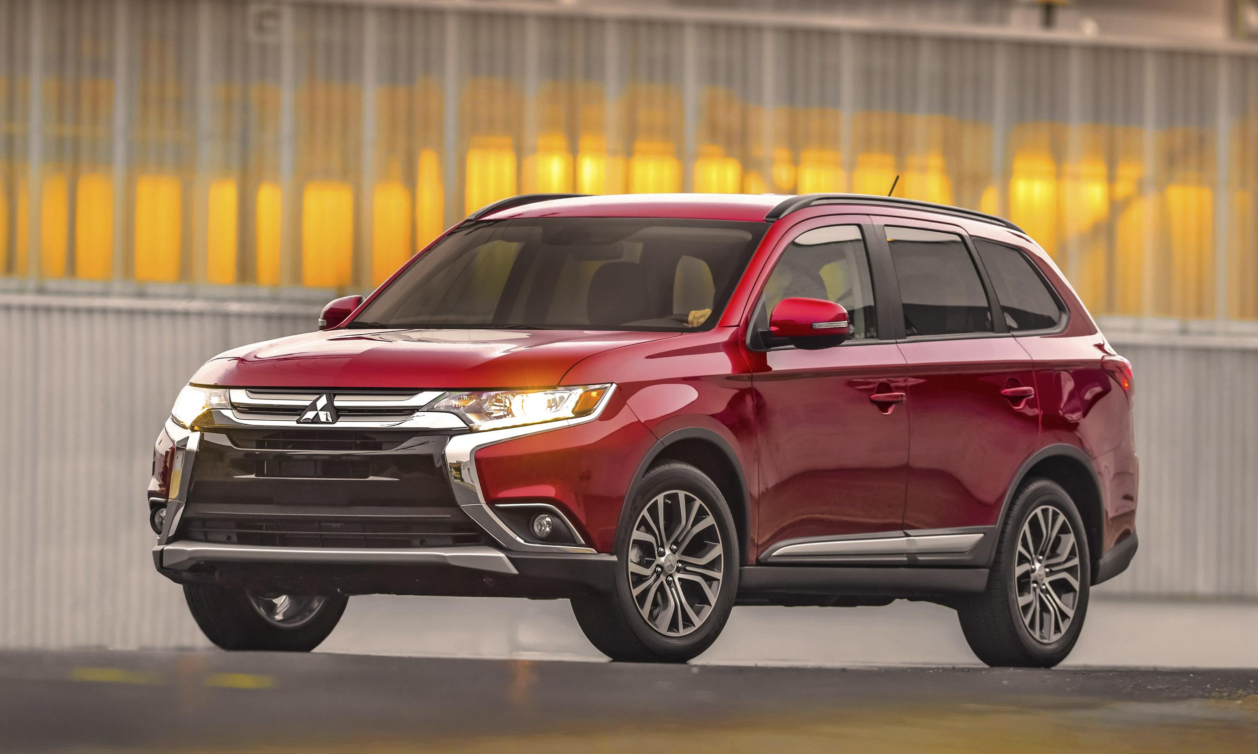 Least expensive all wheel drive vehicles autonxt for Mitsubishi motors north america inc