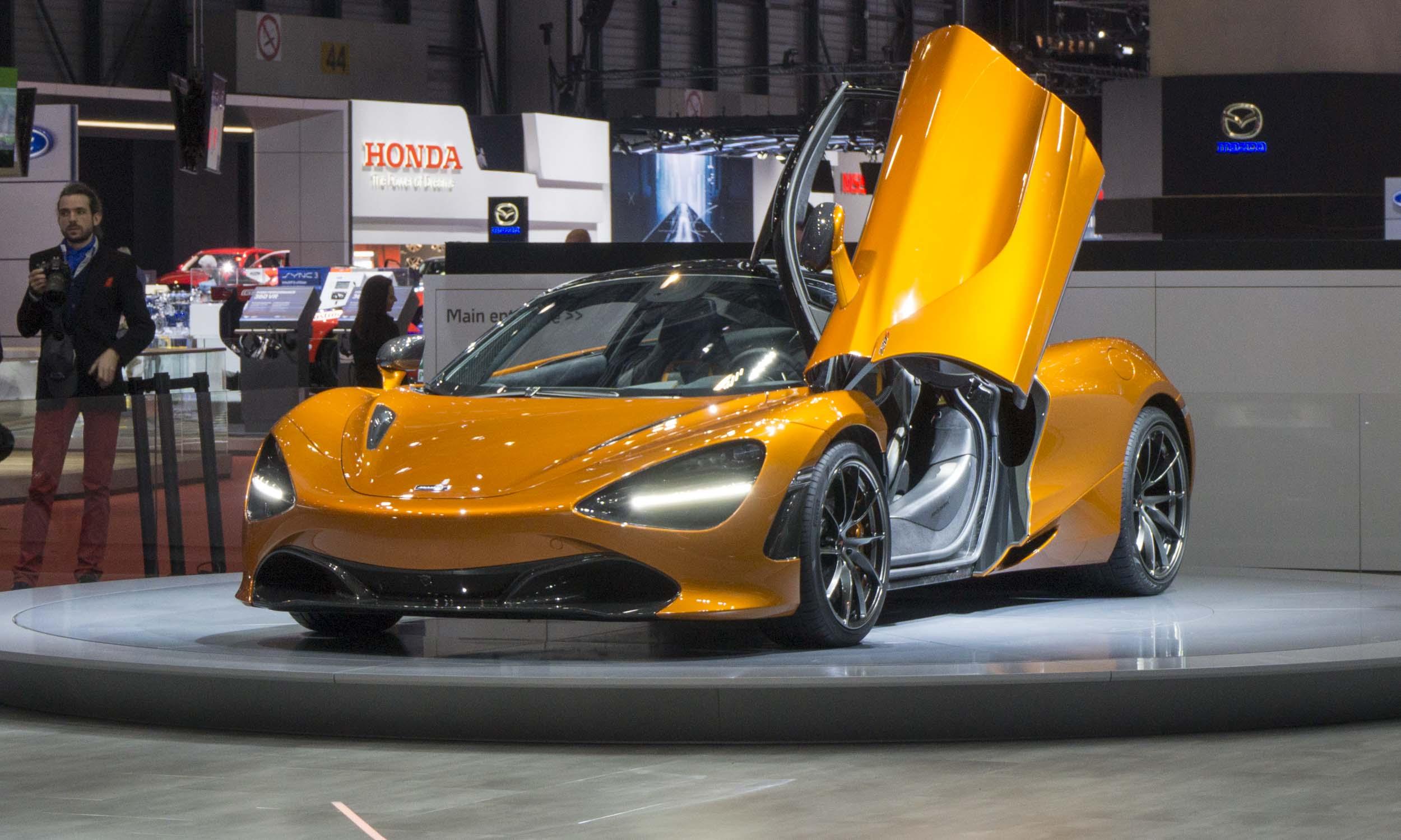 2017 geneva motor show mclaren 720s autonxt - Geneva car show ...