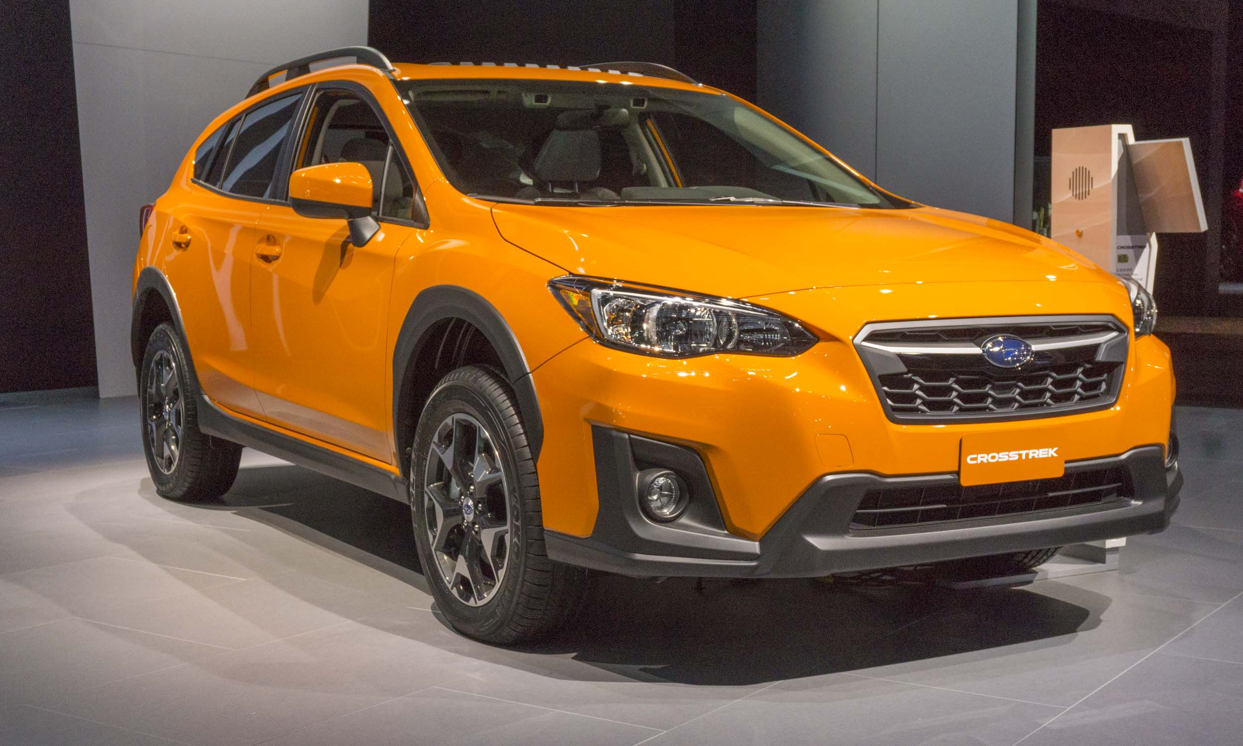 Perry Stern Automotive Content Experience New Crosstrek