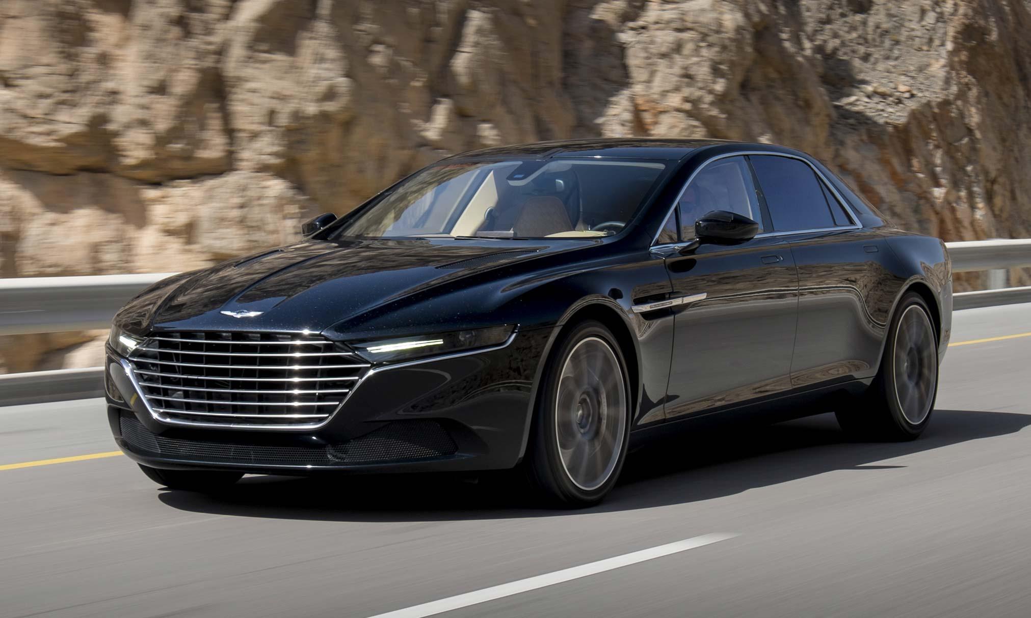 © Aston Martin Lagonda Limited