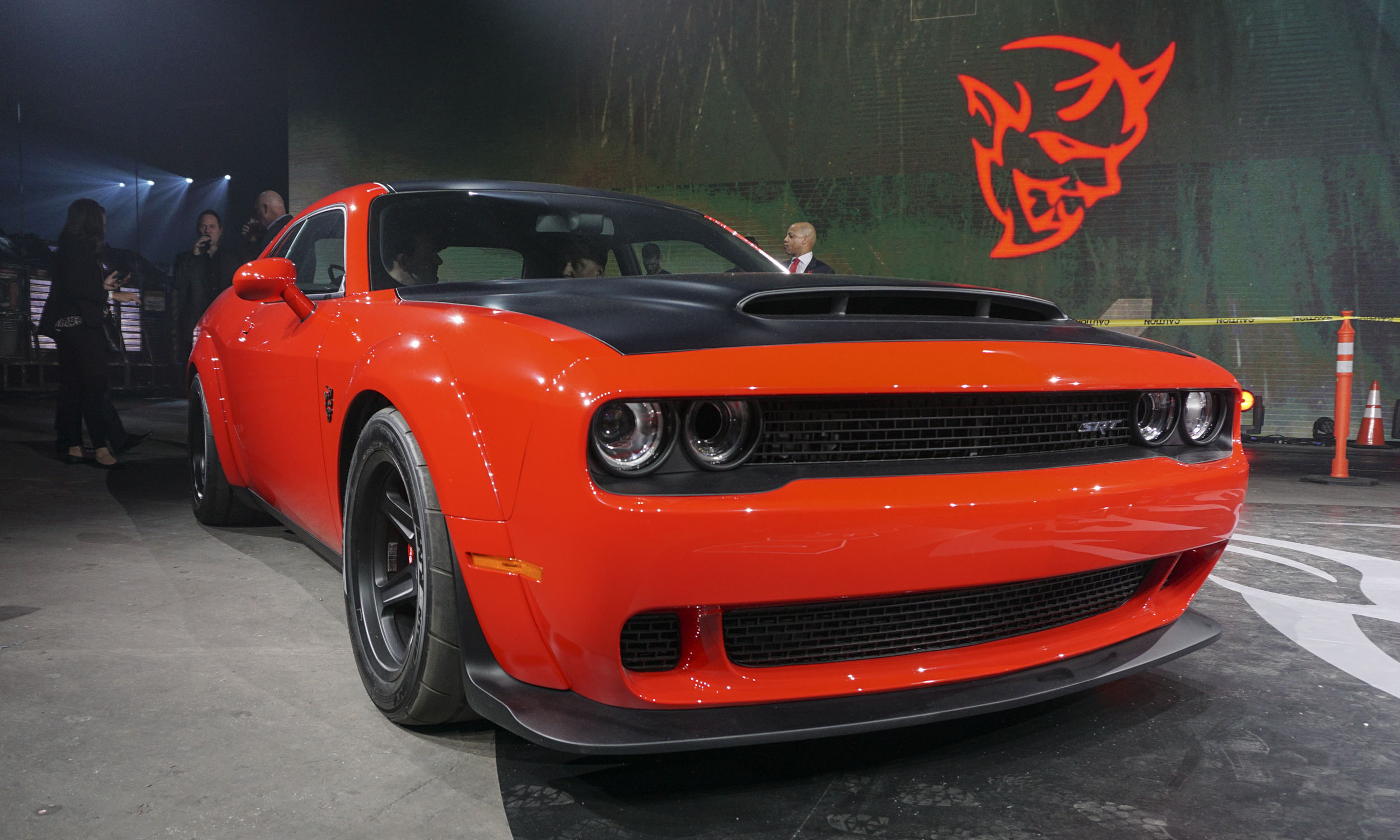 2017 New York Auto Show Dodge Challenger Srt Demon Autonxt