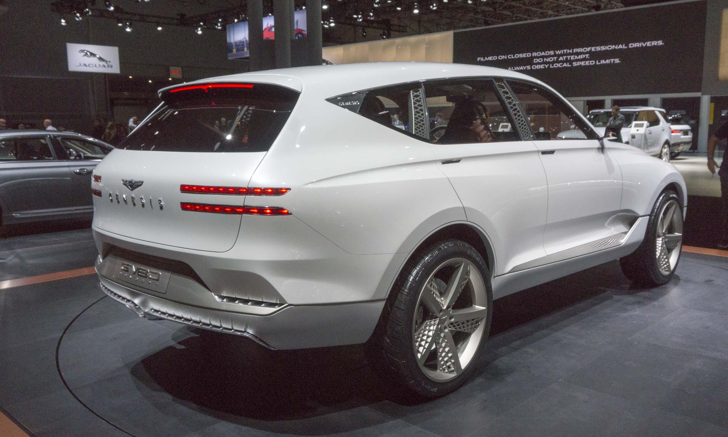 2017 New York Auto Show Suvs Galore 187 Autonxt