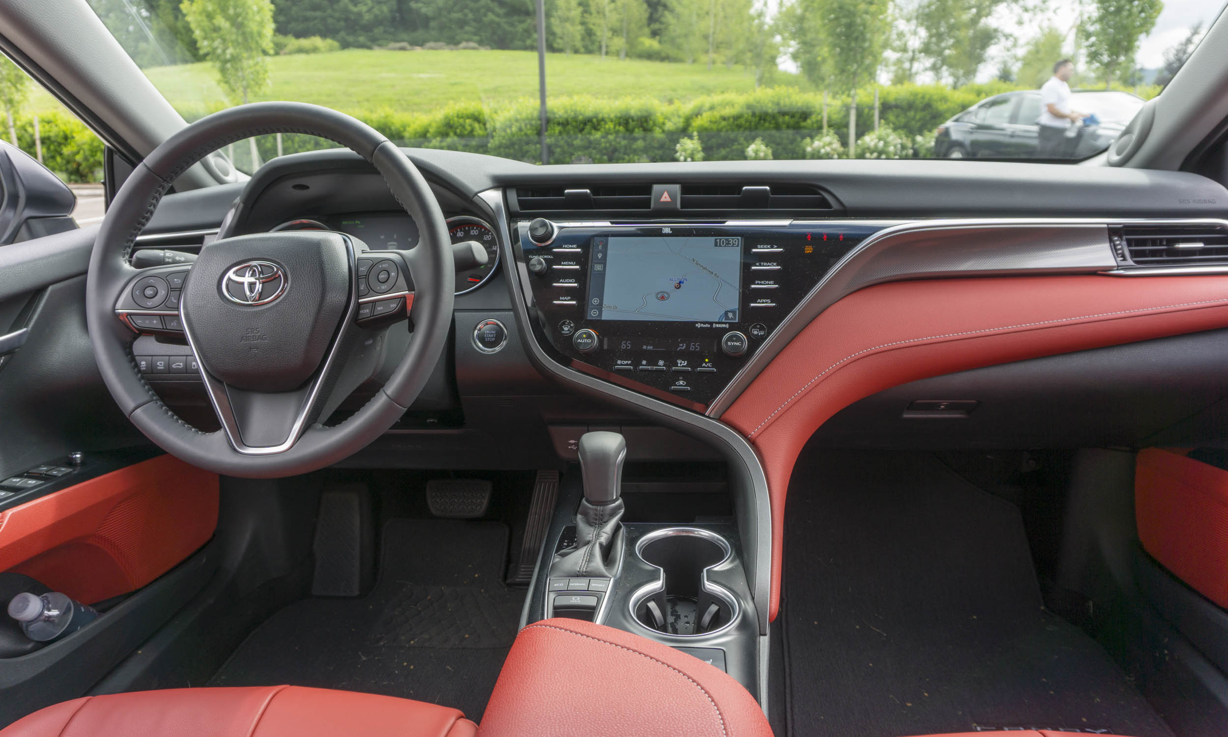 2018 toyota camry interior. Modren Toyota Perry Stern Automotive Content Experience Intended 2018 Toyota Camry Interior