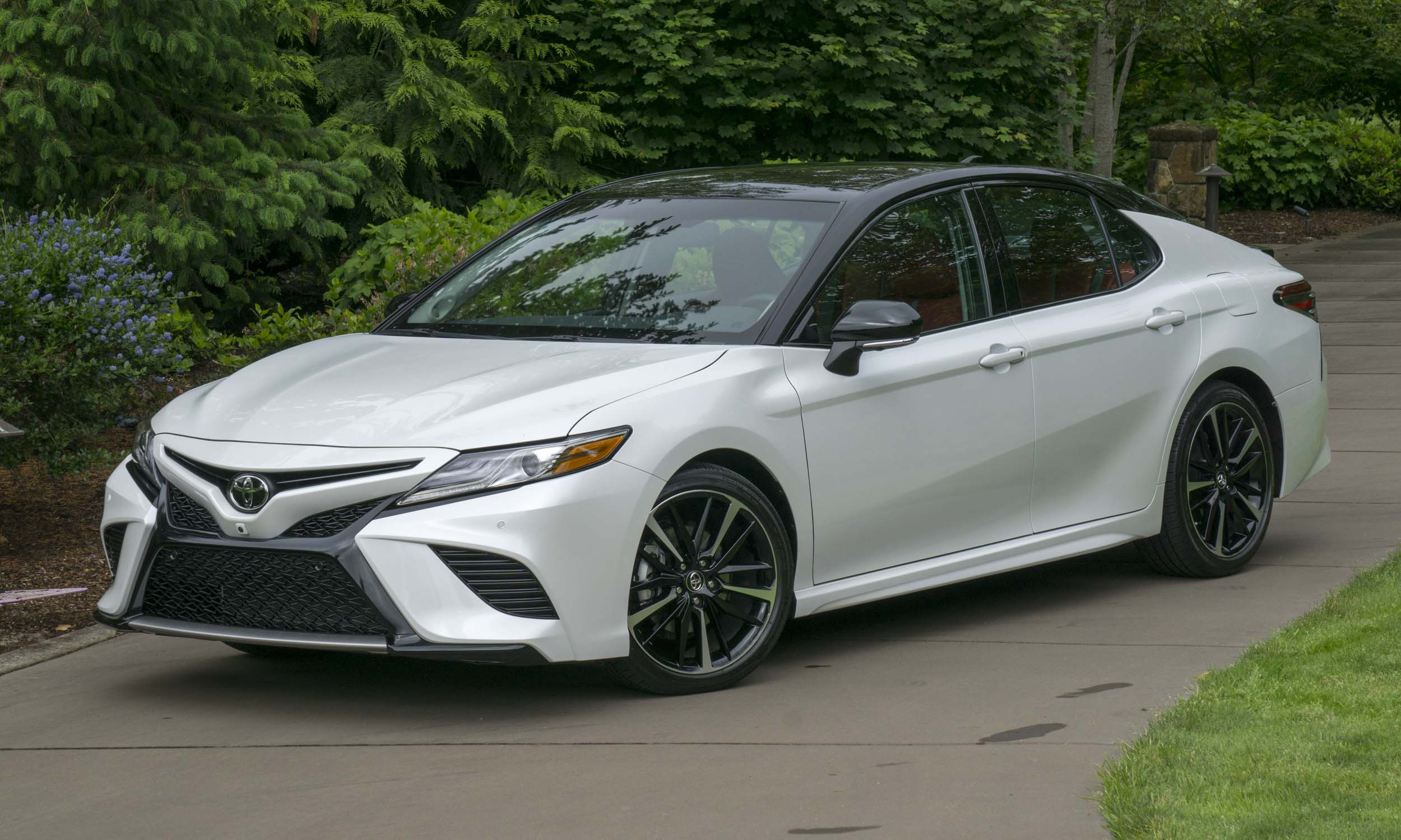 2018 Toyota Camry First Drive Review 187 Autonxt