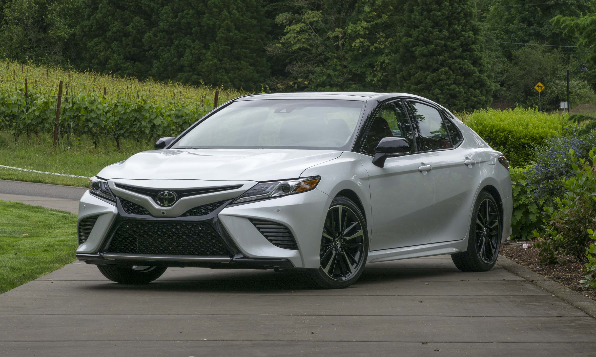 Xse 2018 Camry >> 2018 Toyota Camry: First Drive Review - » AutoNXT