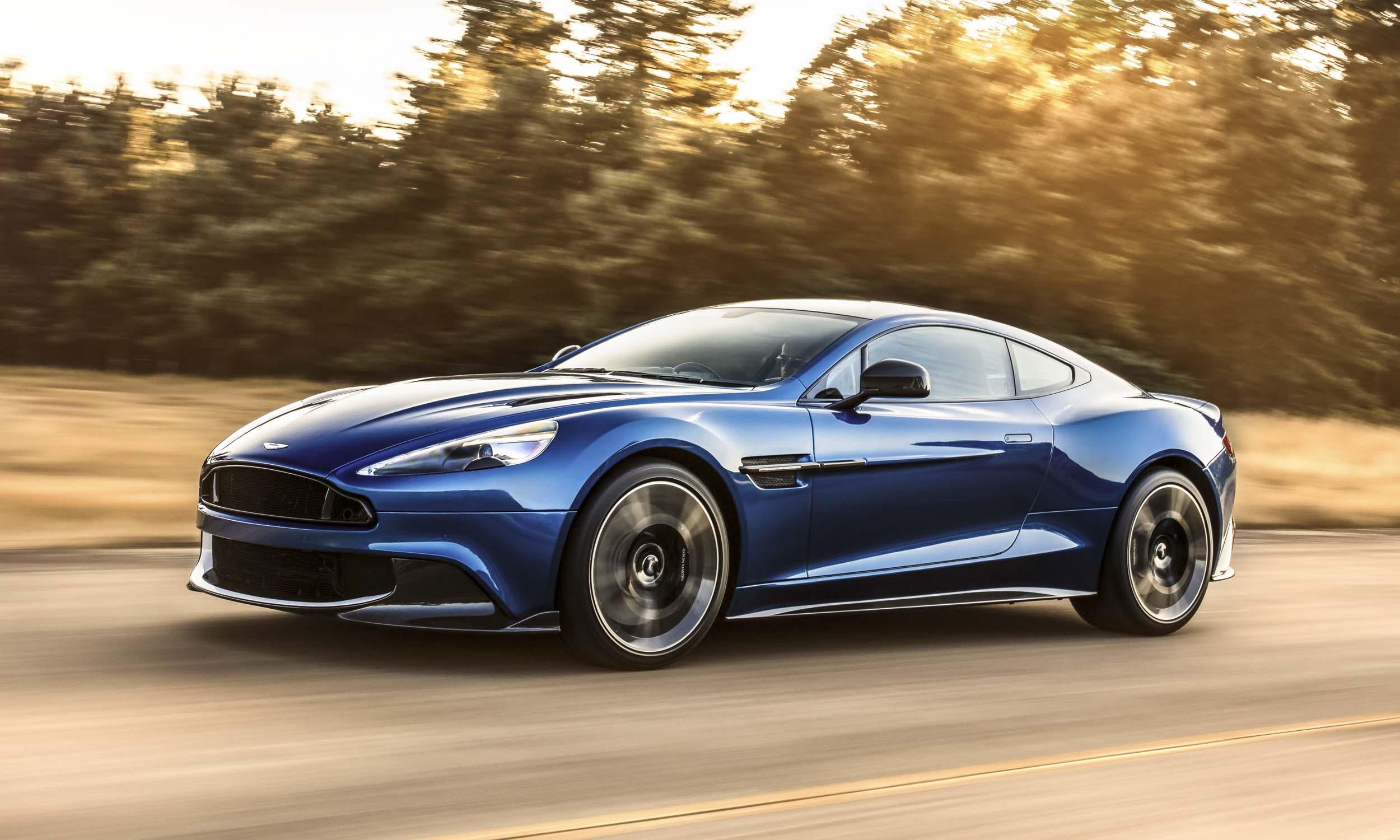 © Aston Martin