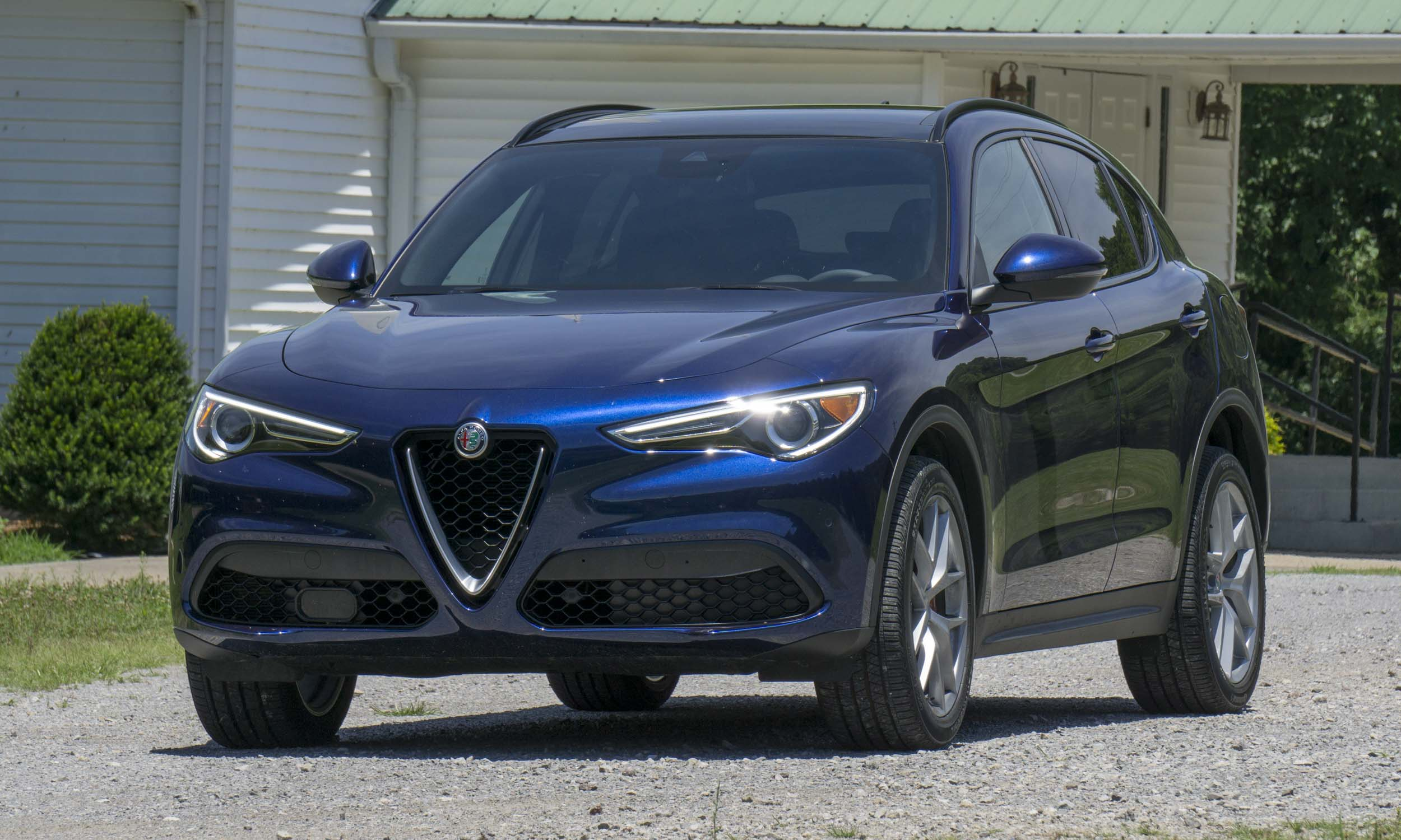 2018 Alfa Romeo Stelvio: First Drive Review