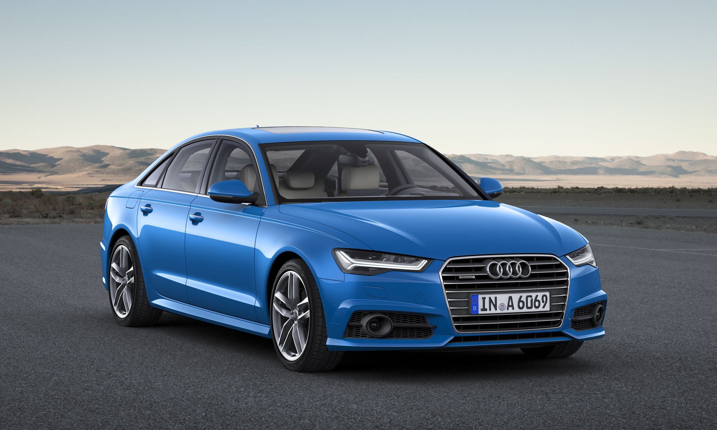 Audi Has Done An Amazing Job With Vehicle Design In The Past Few Years,  Making The A6 One Of The Most Attractive Luxury Sedans On The ...