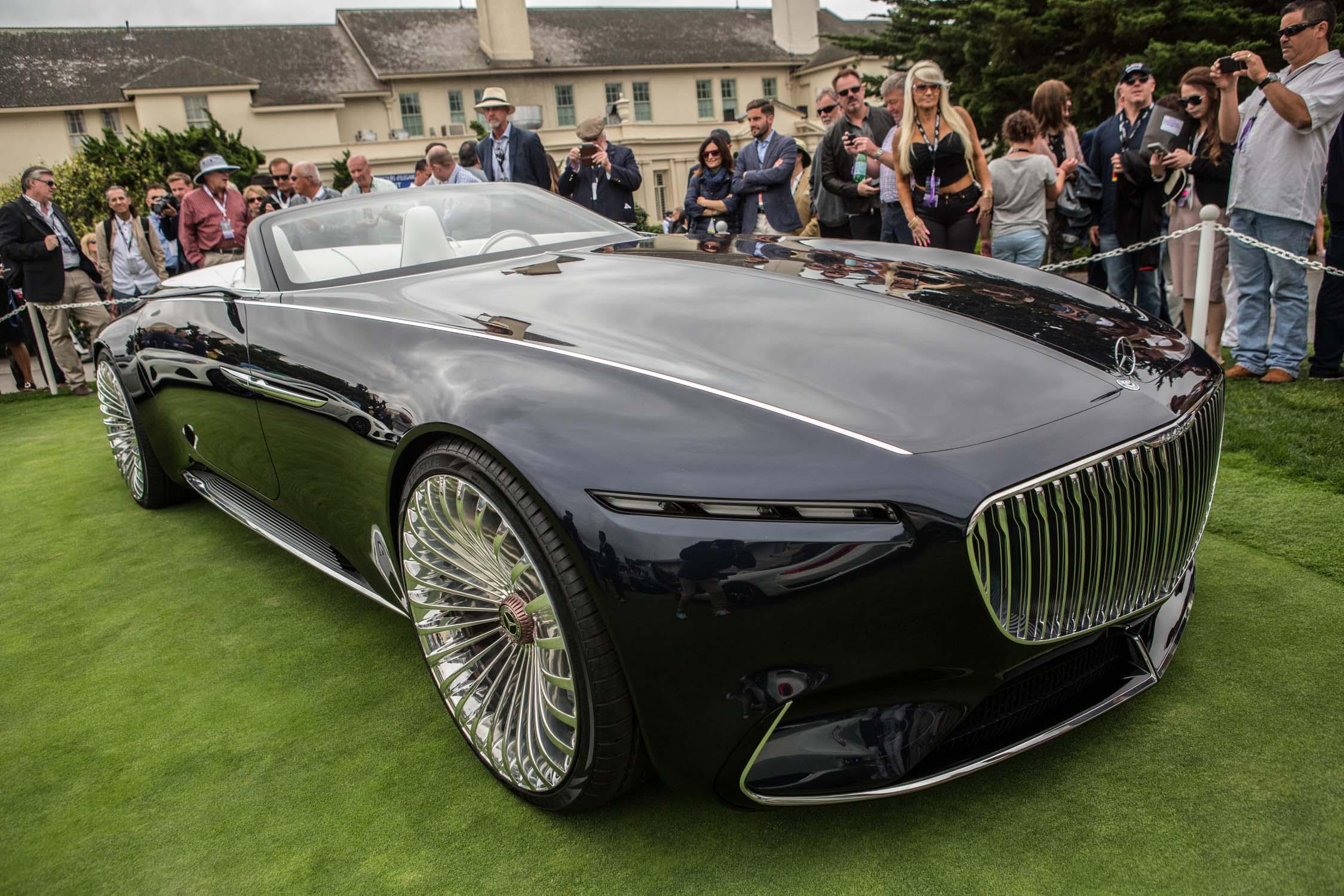 2017 pebble beach concours concept cars autonxt - Pebble beach car show ...