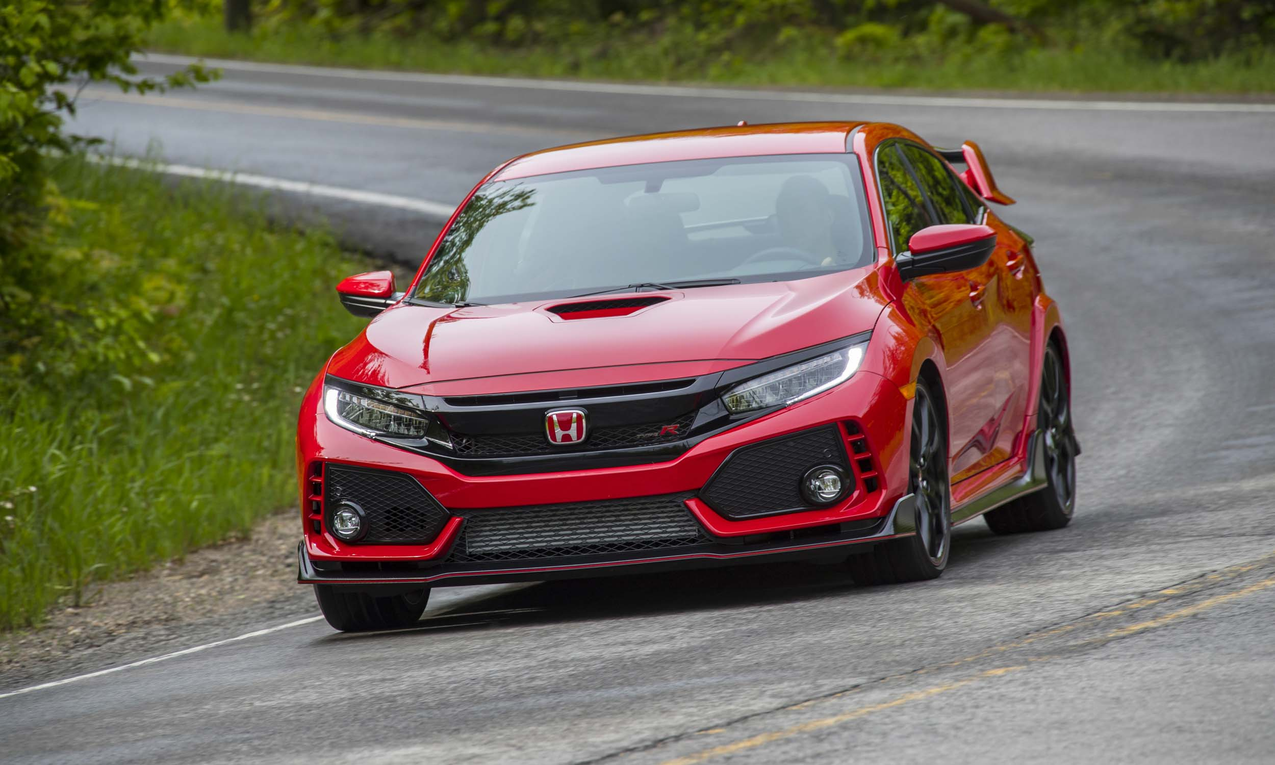 2017 Honda Civic Type R First Drive Review Autonxt