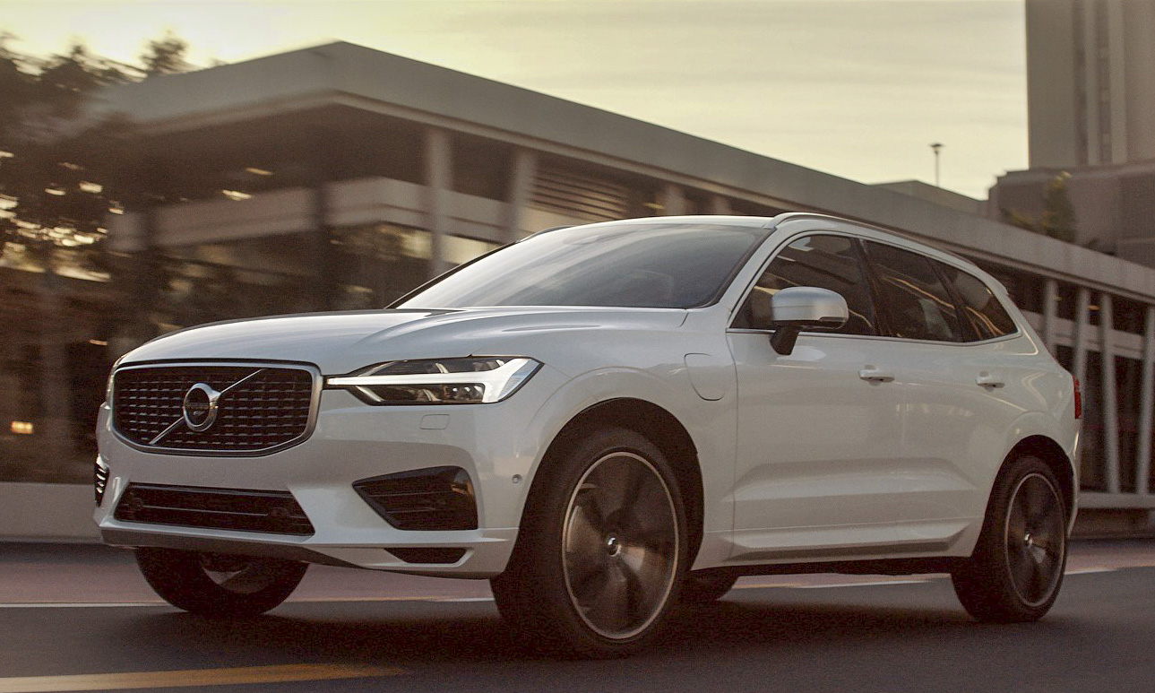 2018 volvo xc60 first drive review autonxt. Black Bedroom Furniture Sets. Home Design Ideas