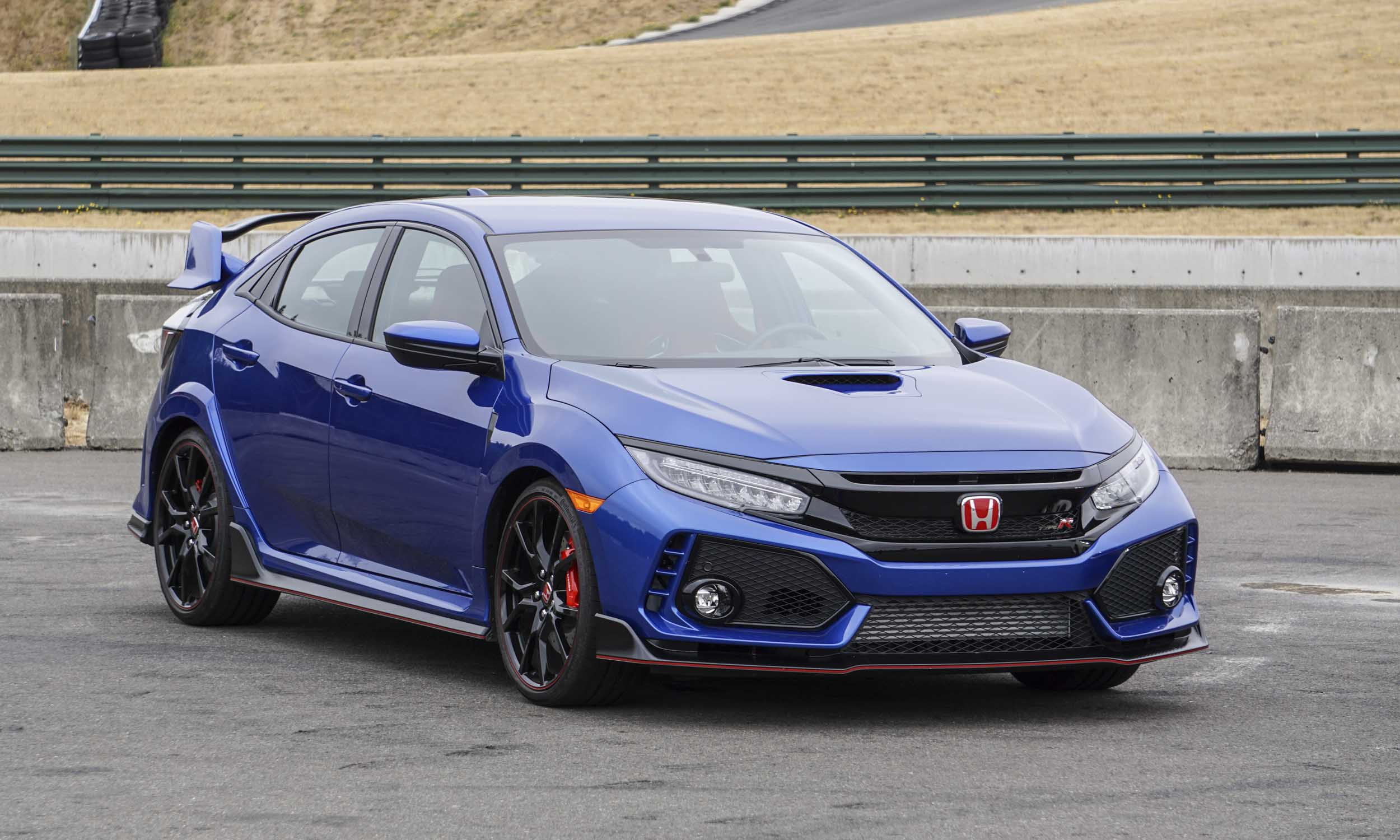 2017 Honda Civic Type R: First Drive Review - » AutoNXT