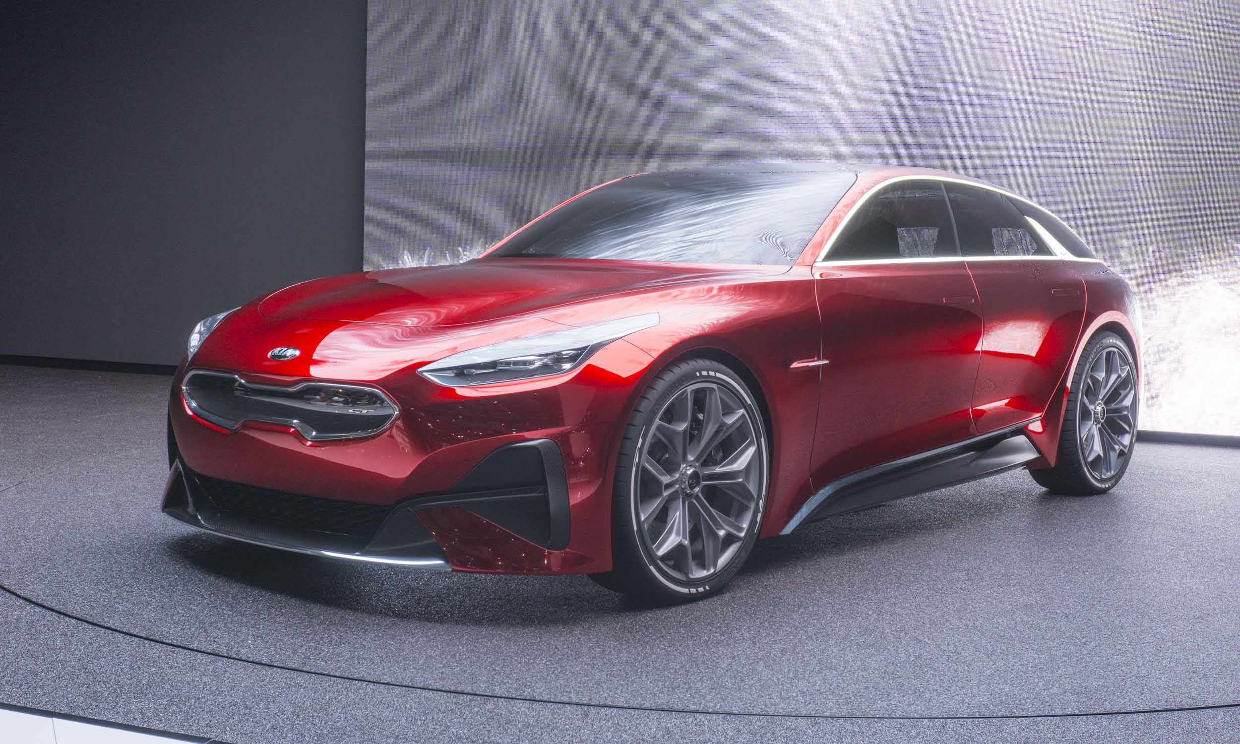 Frankfurt Motor Show 2017: Kia Proceed Concept - » AutoNXT