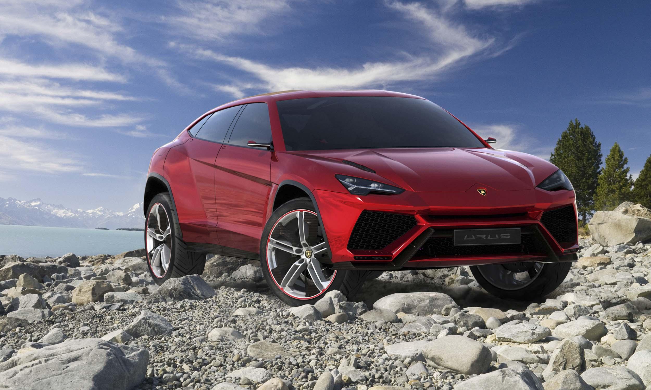 © Lamborghini