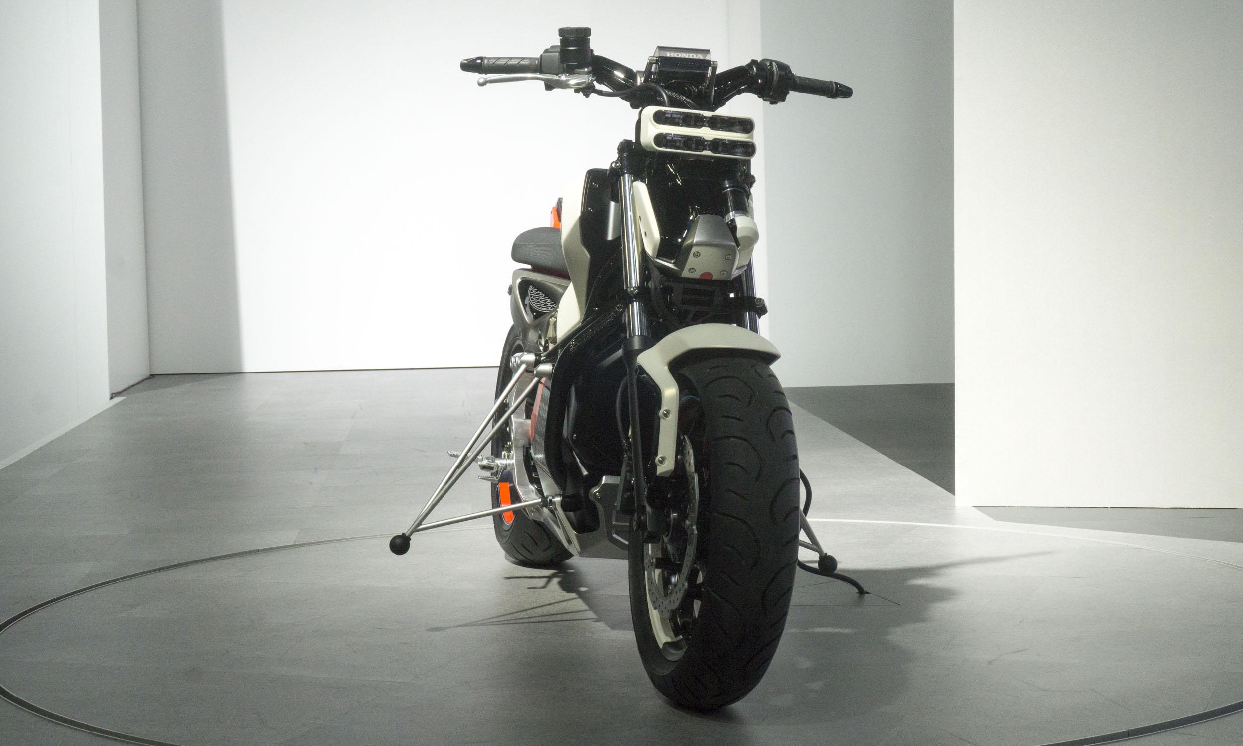Honda Riding Assist E