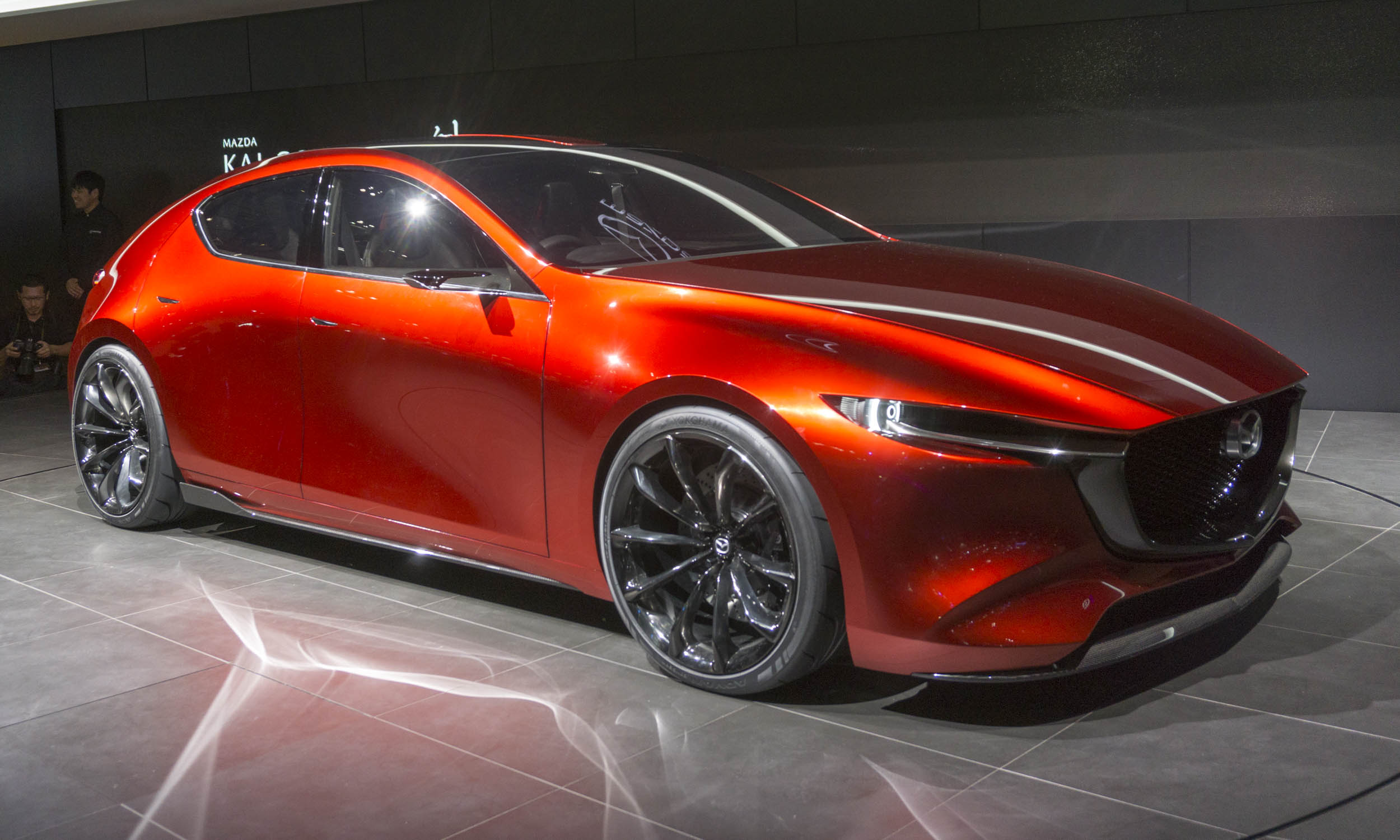 2017 Tokyo Motor Show: Mazda Concepts - » AutoNXT