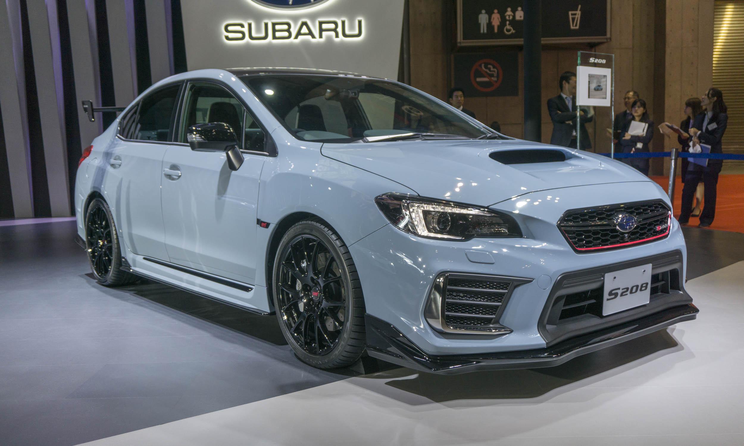 2017 Tokyo Motor Show Subaru Performance 187 Autonxt