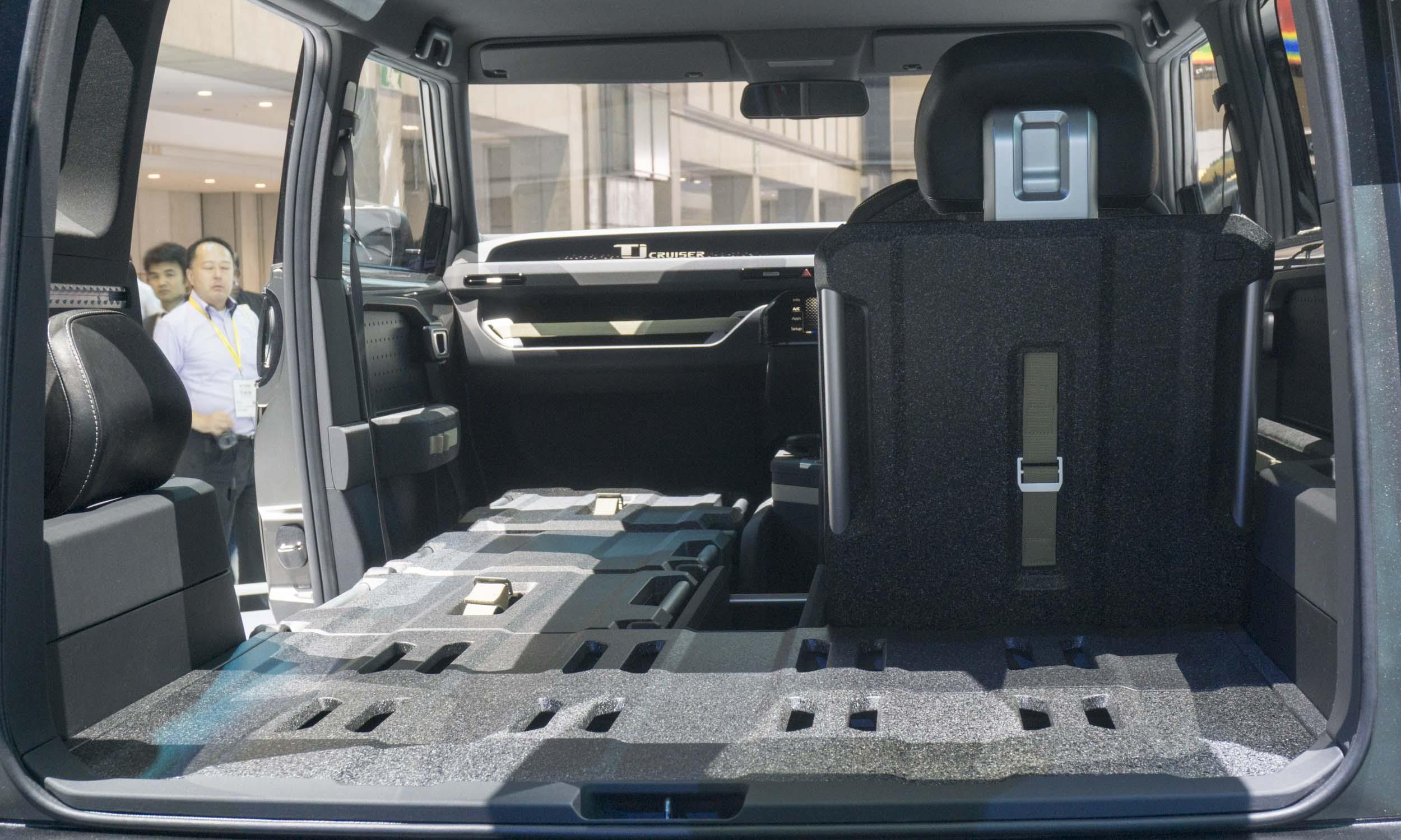 Toyotas Utility Van Concept