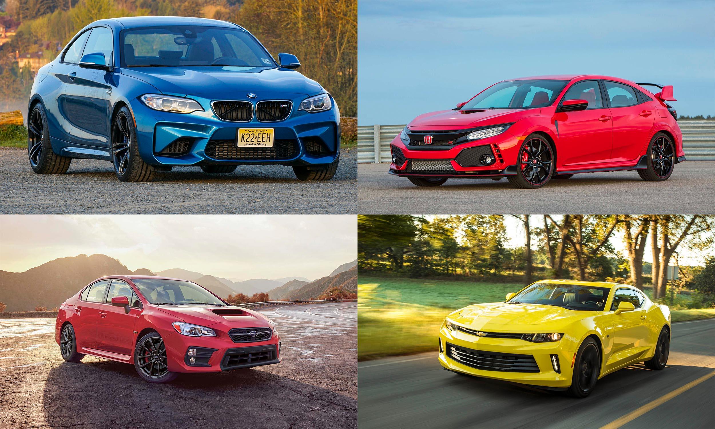 © Automotive Content Experience, © Subaru of America, © American Honda Motors, © General Motors