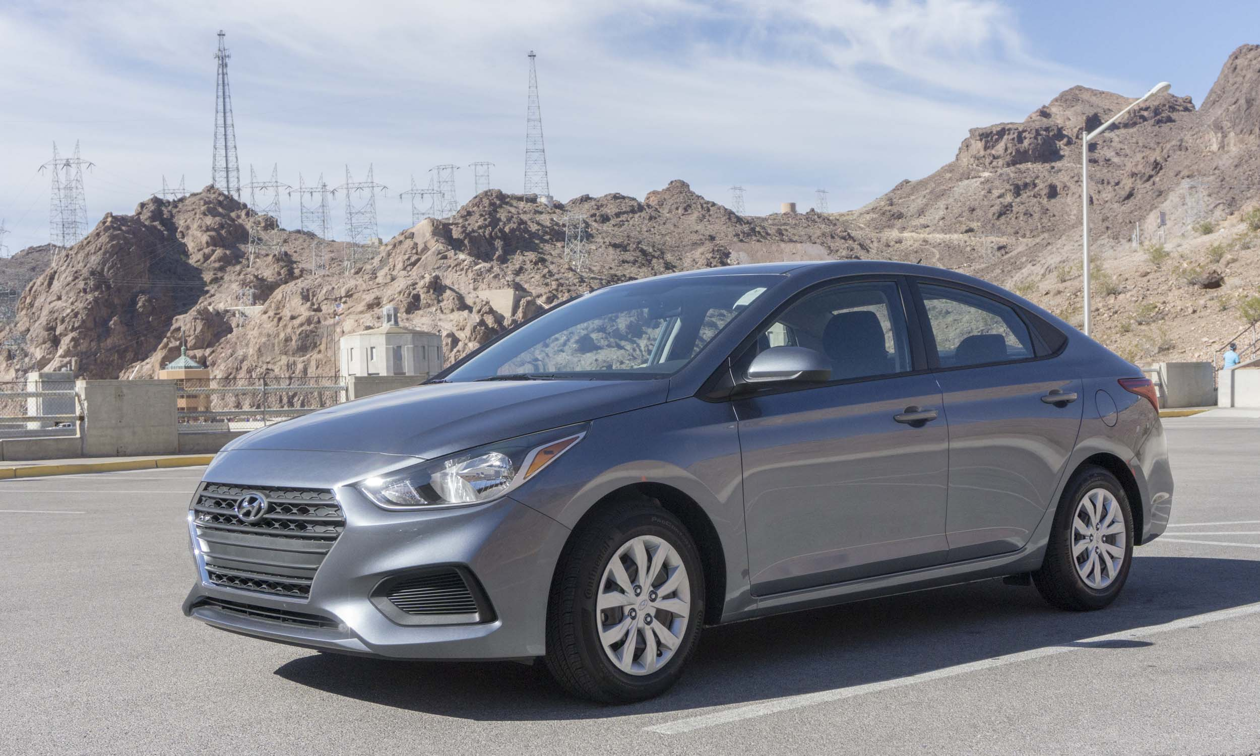 Hyundai Accent Hatchback 2017 Review >> 2018 Hyundai Accent: First Drive Review - » AutoNXT