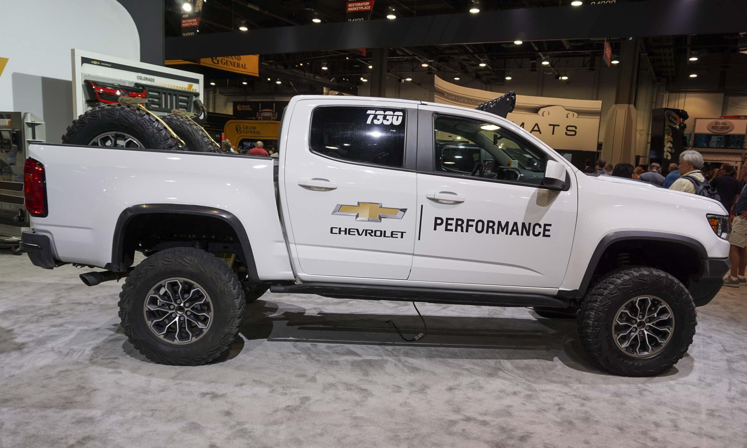 2017 Sema Chevrolet Performance 187 Autonxt