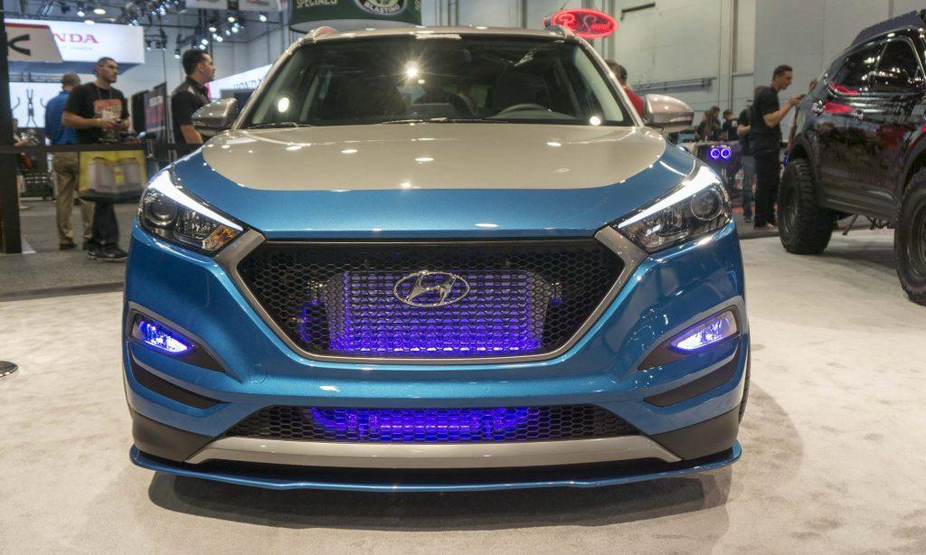 2017 Sema Show Extreme Hyundais Autonxt