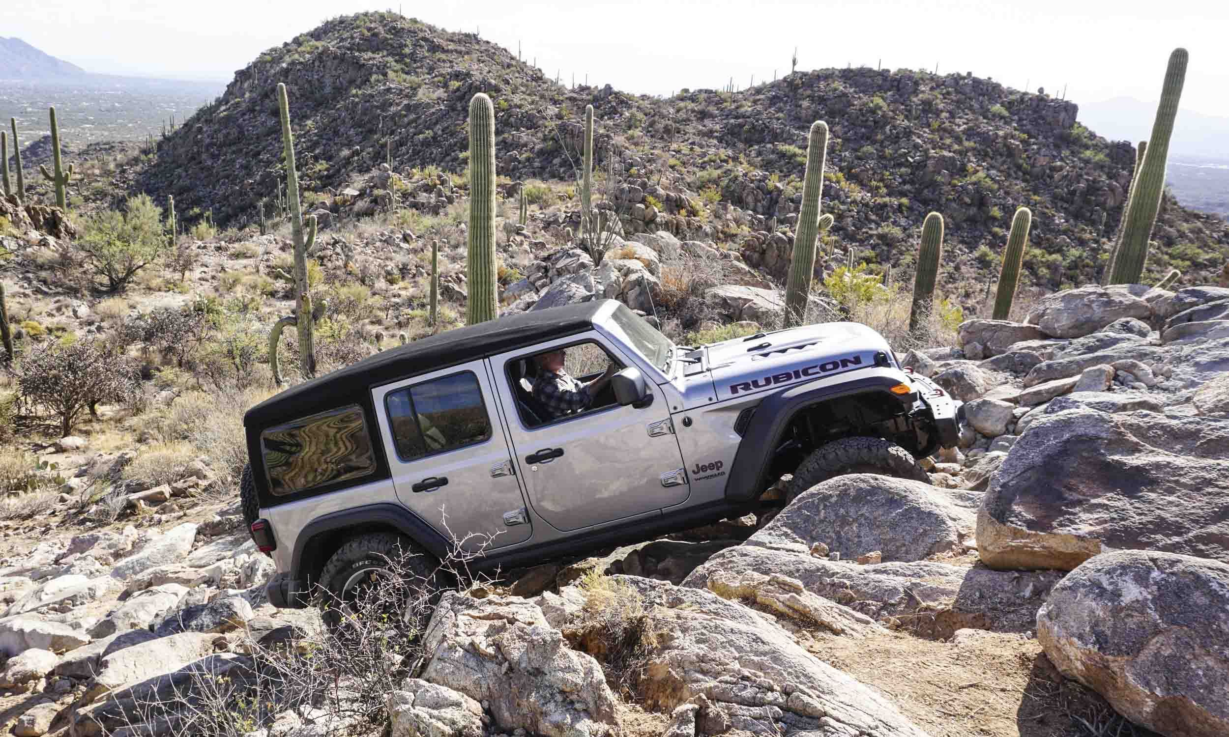2018 Jeep Wrangler: First Drive Review - » AutoNXT