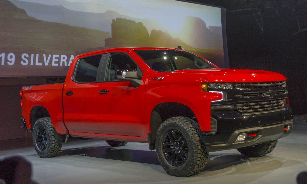 2018 Detroit Auto Show: 2019 Chevrolet Silverado - » AutoNXT