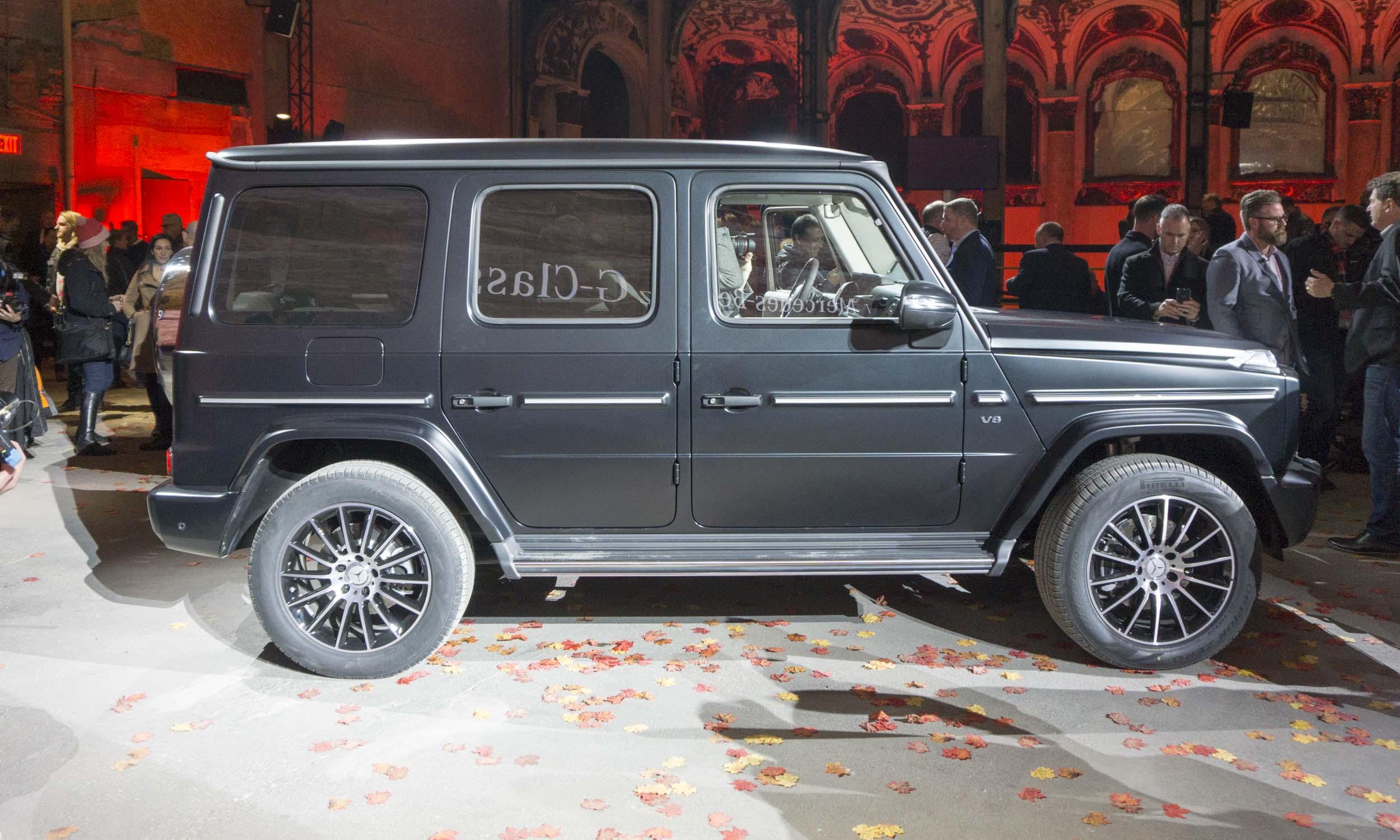 New G Wagon 2019 New Car Update 2020