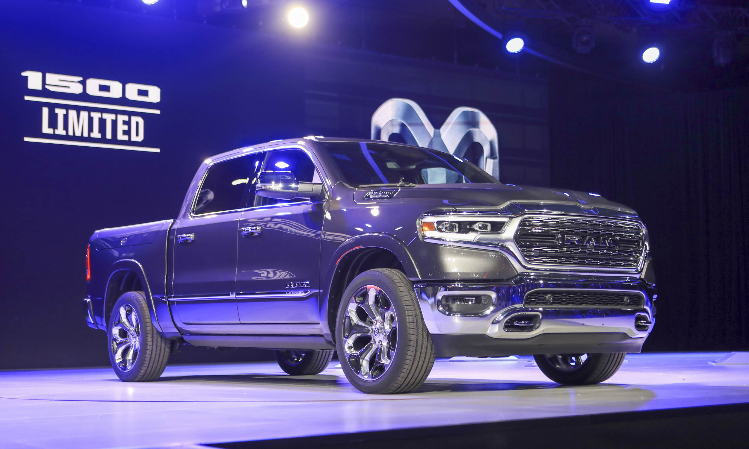 2018 Detroit Auto Show 2019 Ram 1500 187 Autonxt